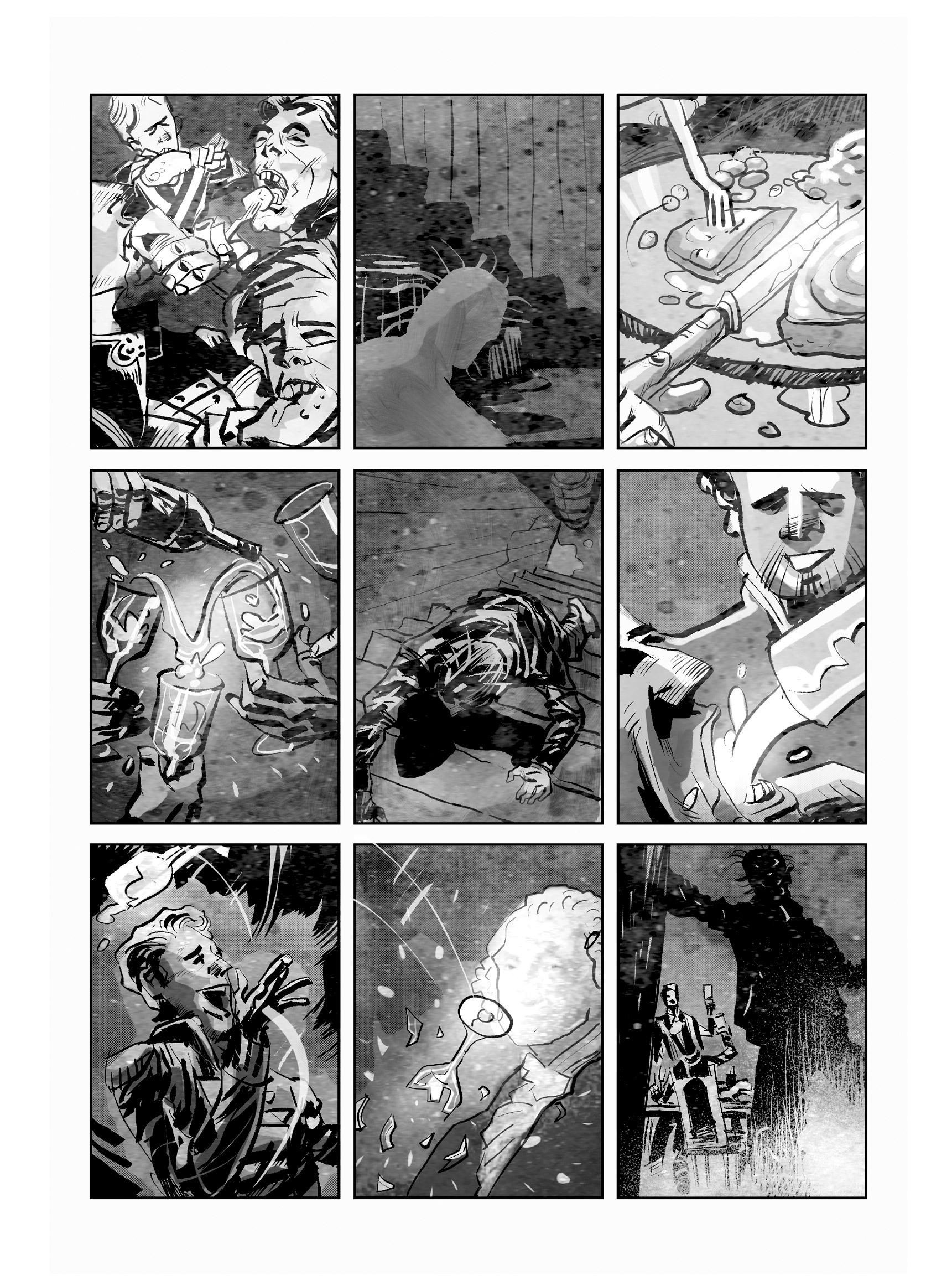 Read online FUBAR comic -  Issue #3 - 81