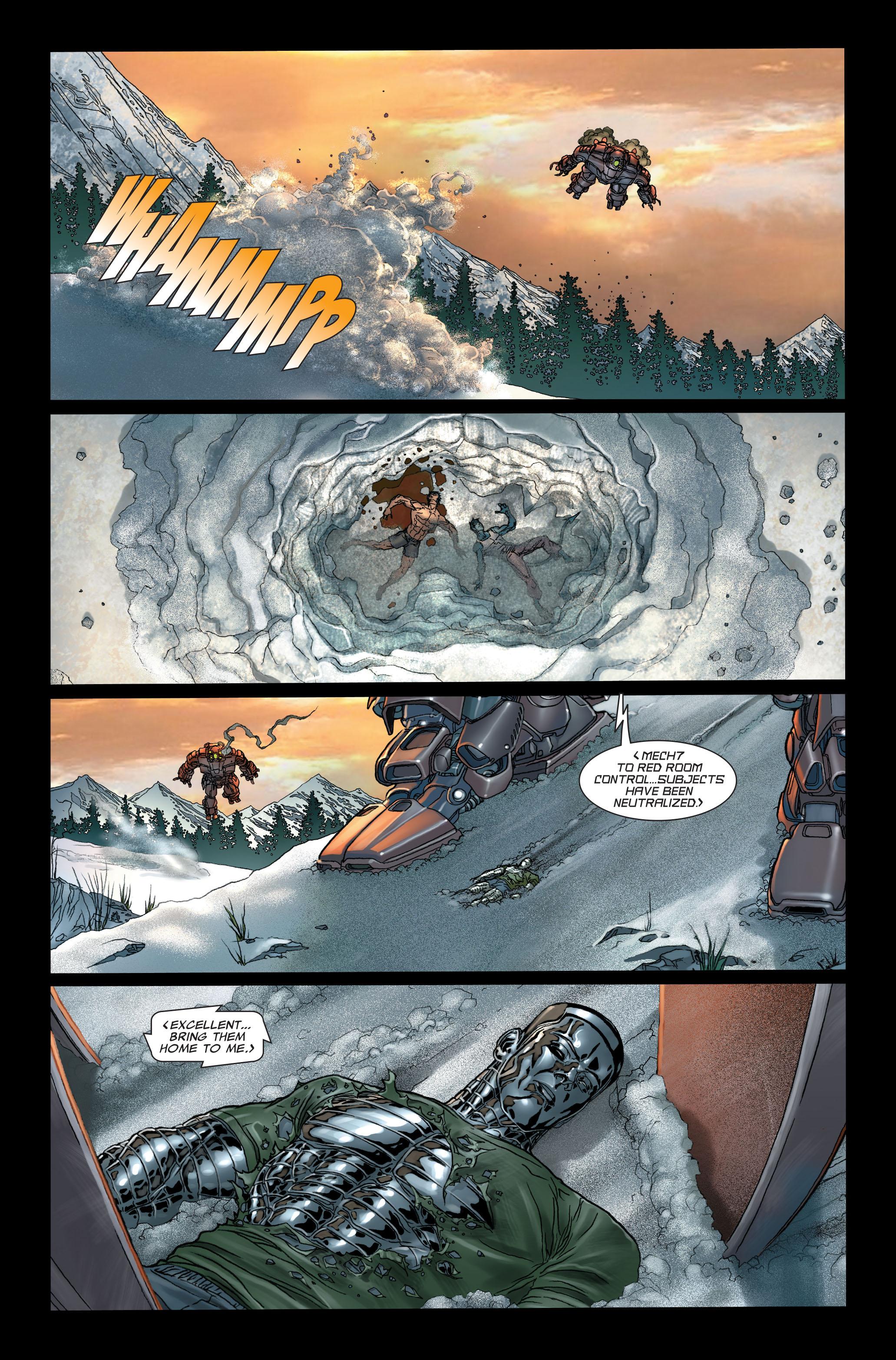 Read online Uncanny X-Men (1963) comic -  Issue #497 - 10