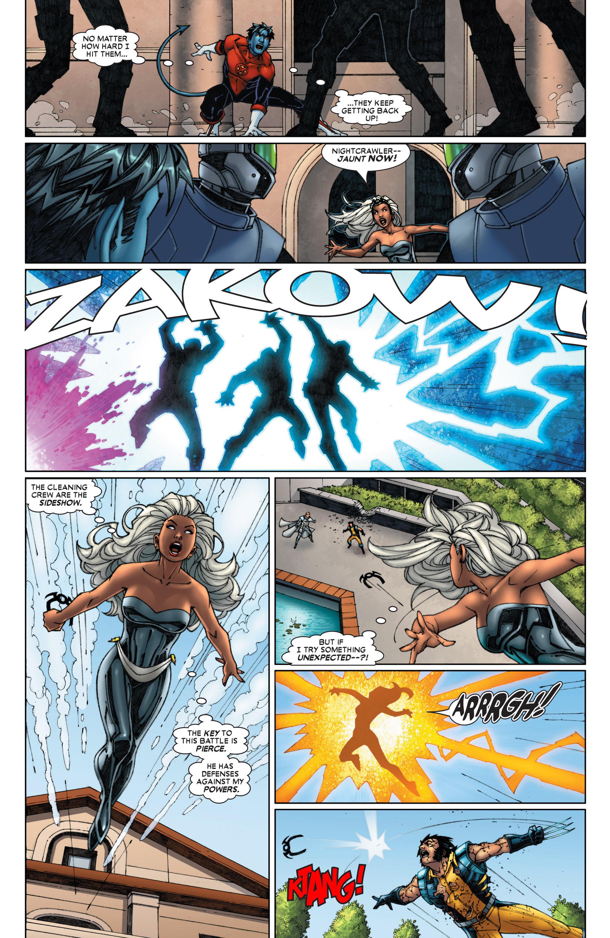 Read online Uncanny X-Men (1963) comic -  Issue #454 - 18