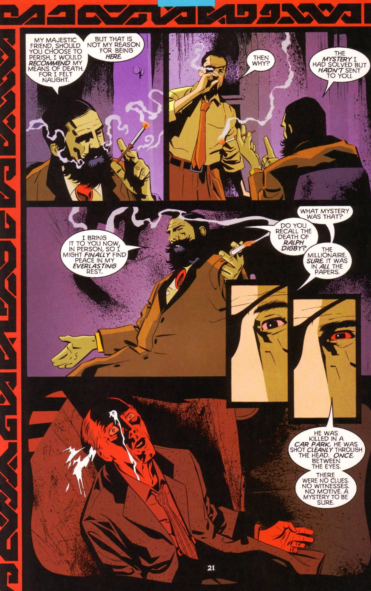 Read online Tangent Comics/ Green Lantern comic -  Issue # Full - 22