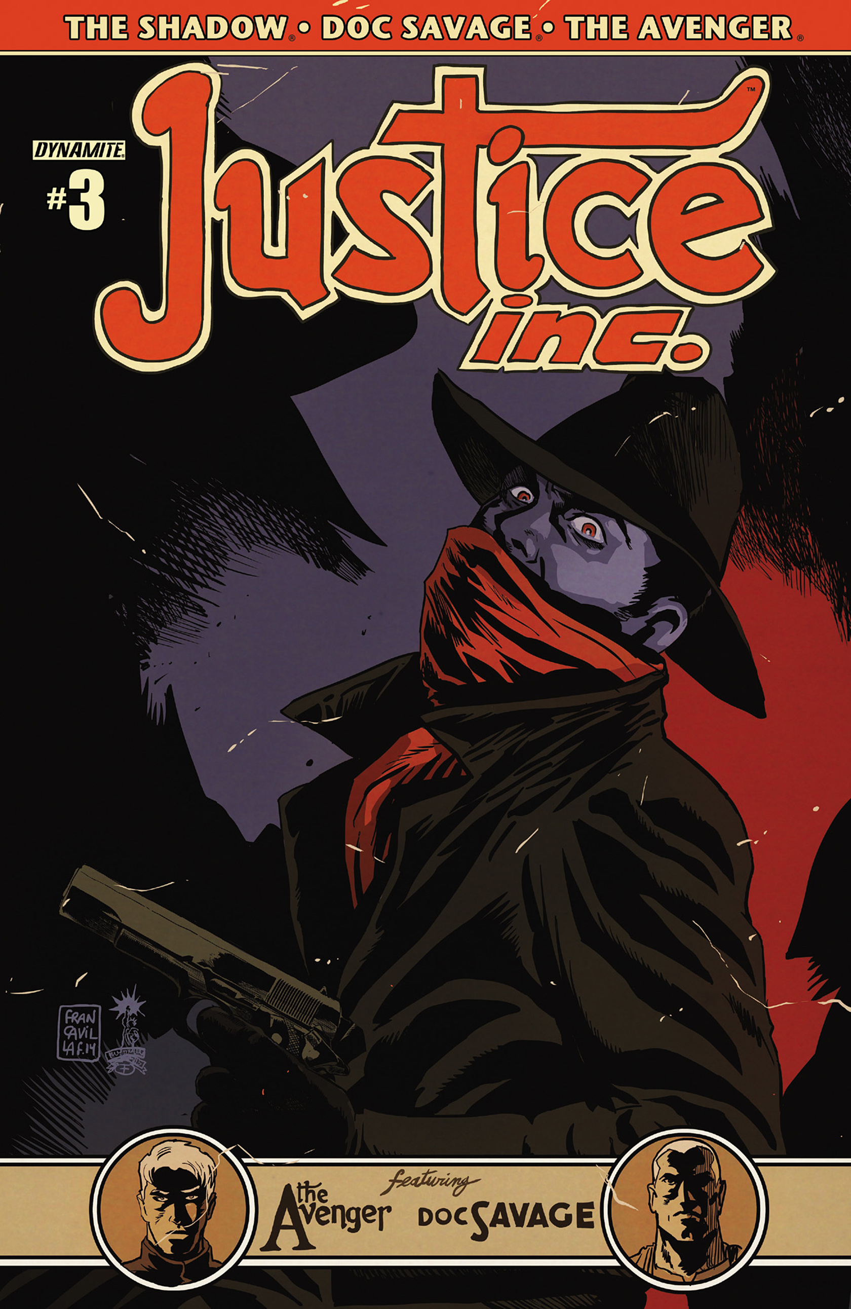 Read online Justice, Inc. comic -  Issue #3 - 2
