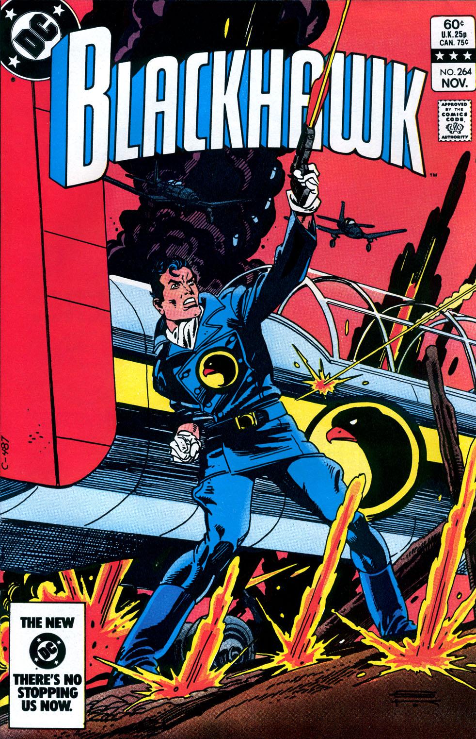 Blackhawk (1957) 264 Page 1