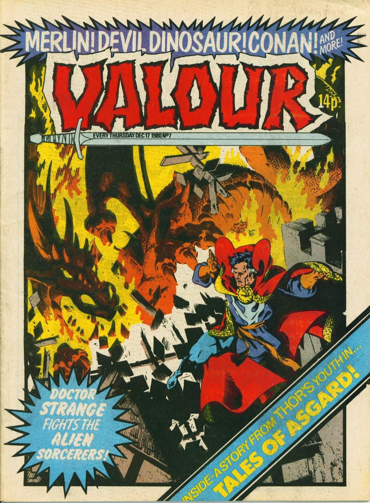 Valour 7 Page 1