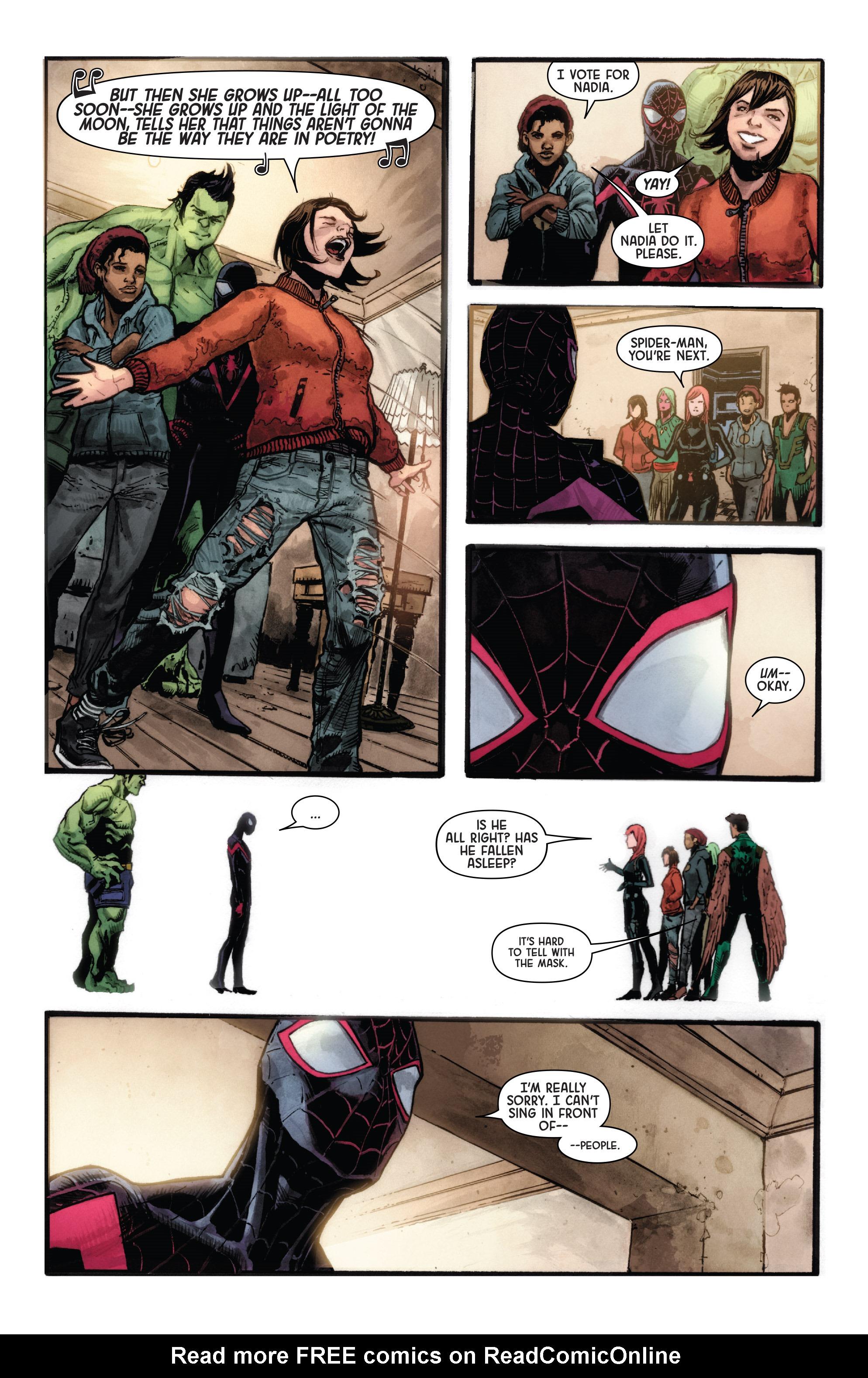 Read online Secret Empire: Uprising comic -  Issue # Full - 5