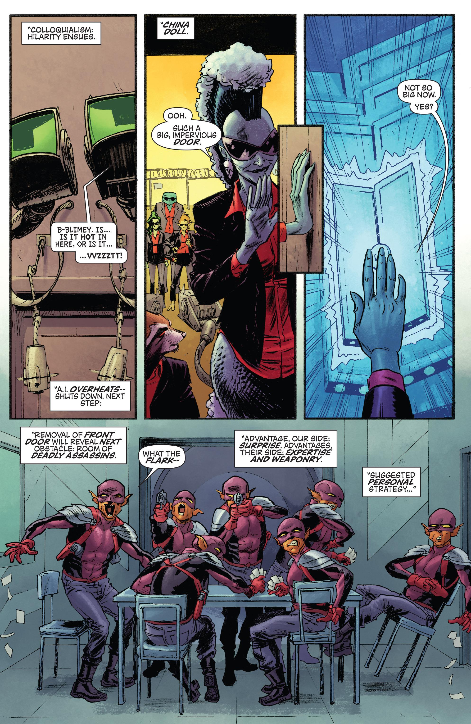 Read online Rocket comic -  Issue #1 - 17