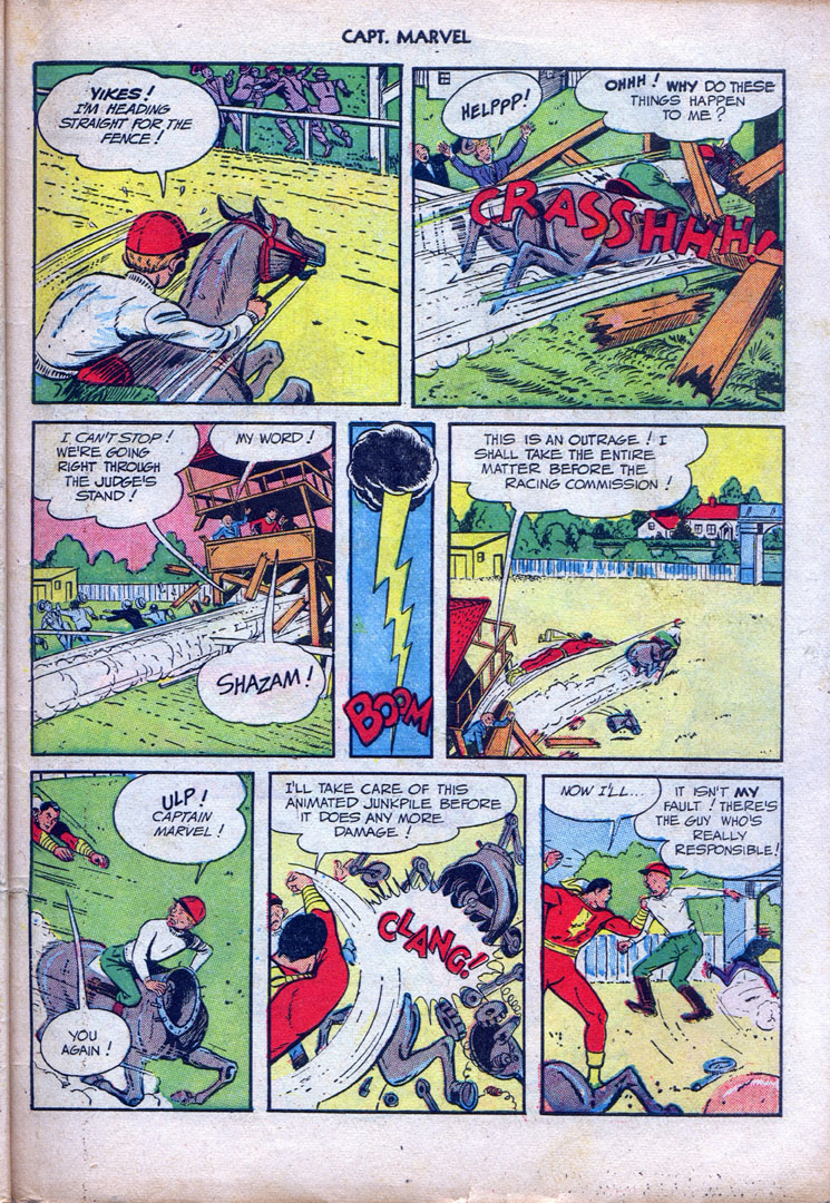 Captain Marvel Adventures issue 87 - Page 46