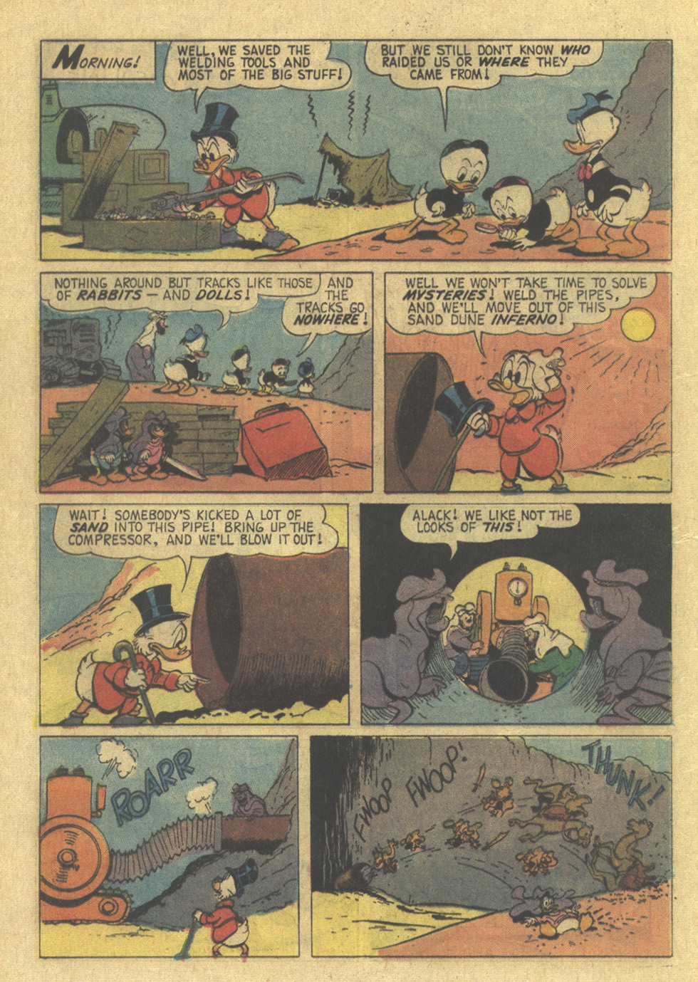 Read online Uncle Scrooge (1953) comic -  Issue #100 - 10