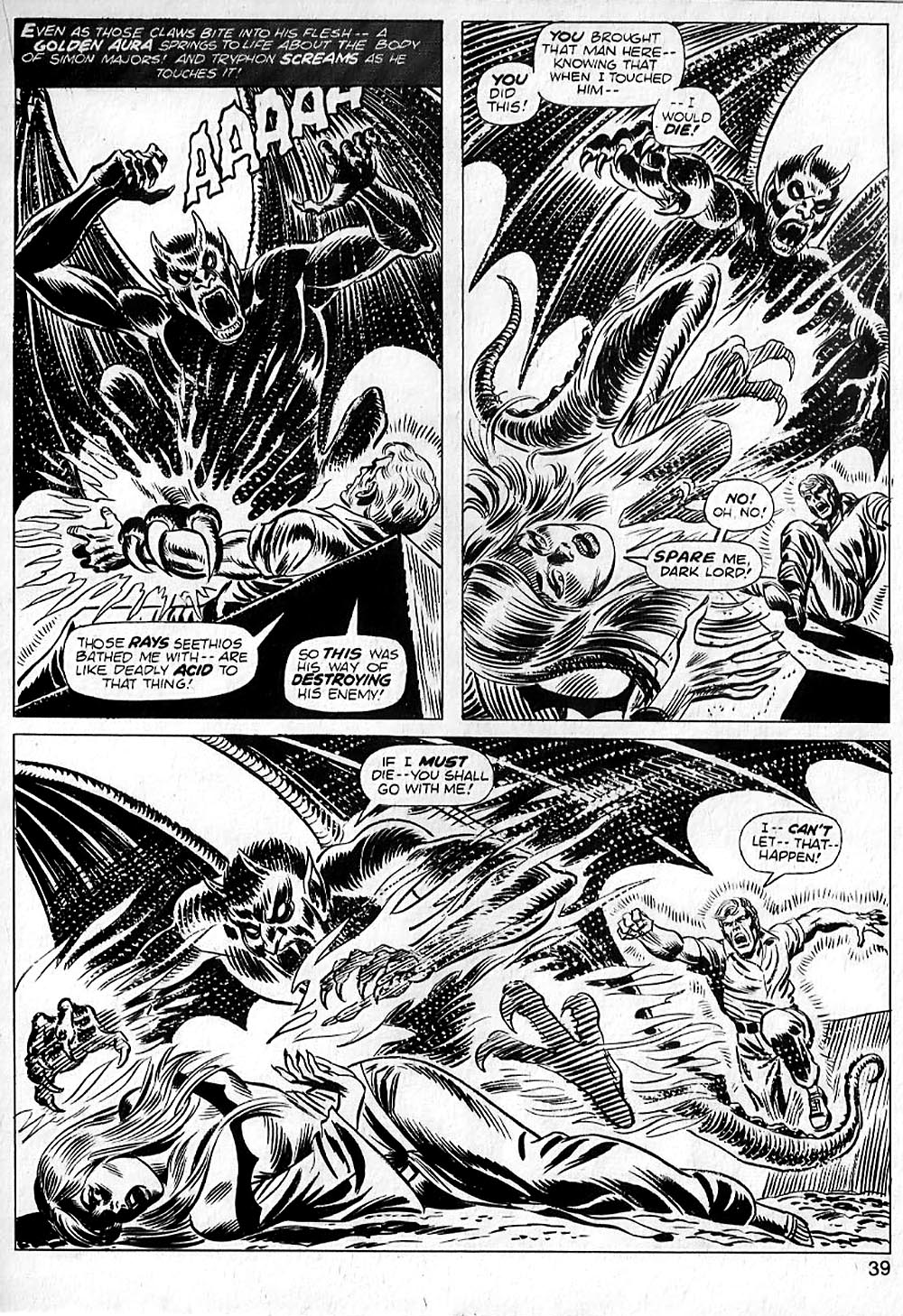 Vampire Tales issue 2 - Page 40
