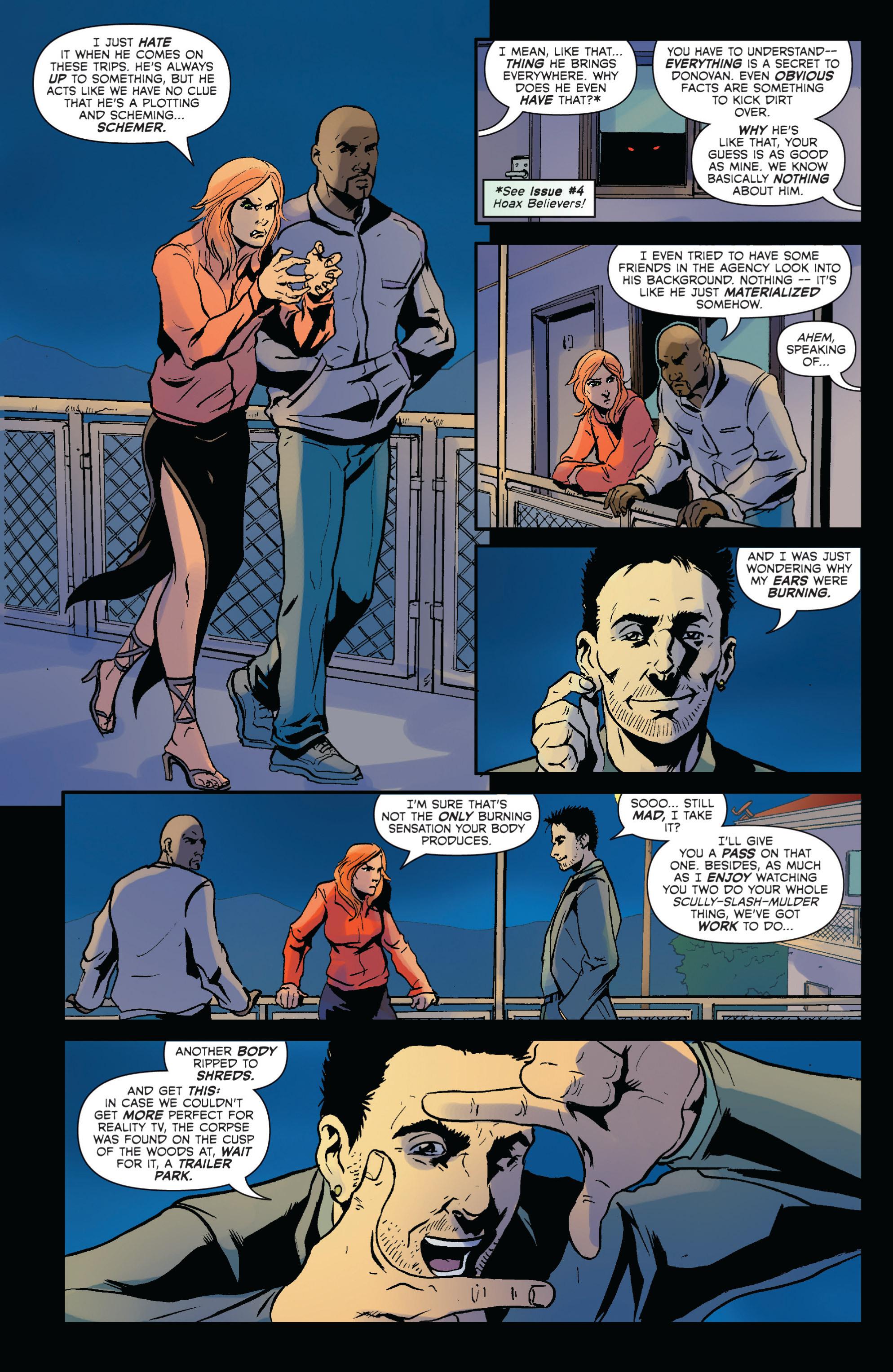 Read online Hoax Hunters (2012) comic -  Issue # TPB 2 - 33