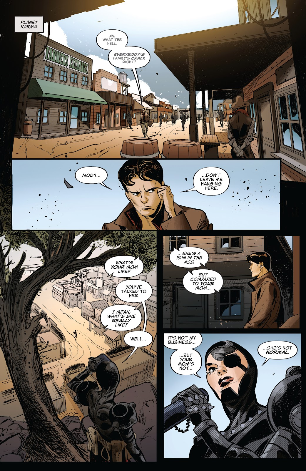 Read online Firefly: The Outlaw Ma Reynolds comic -  Issue # Full - 28