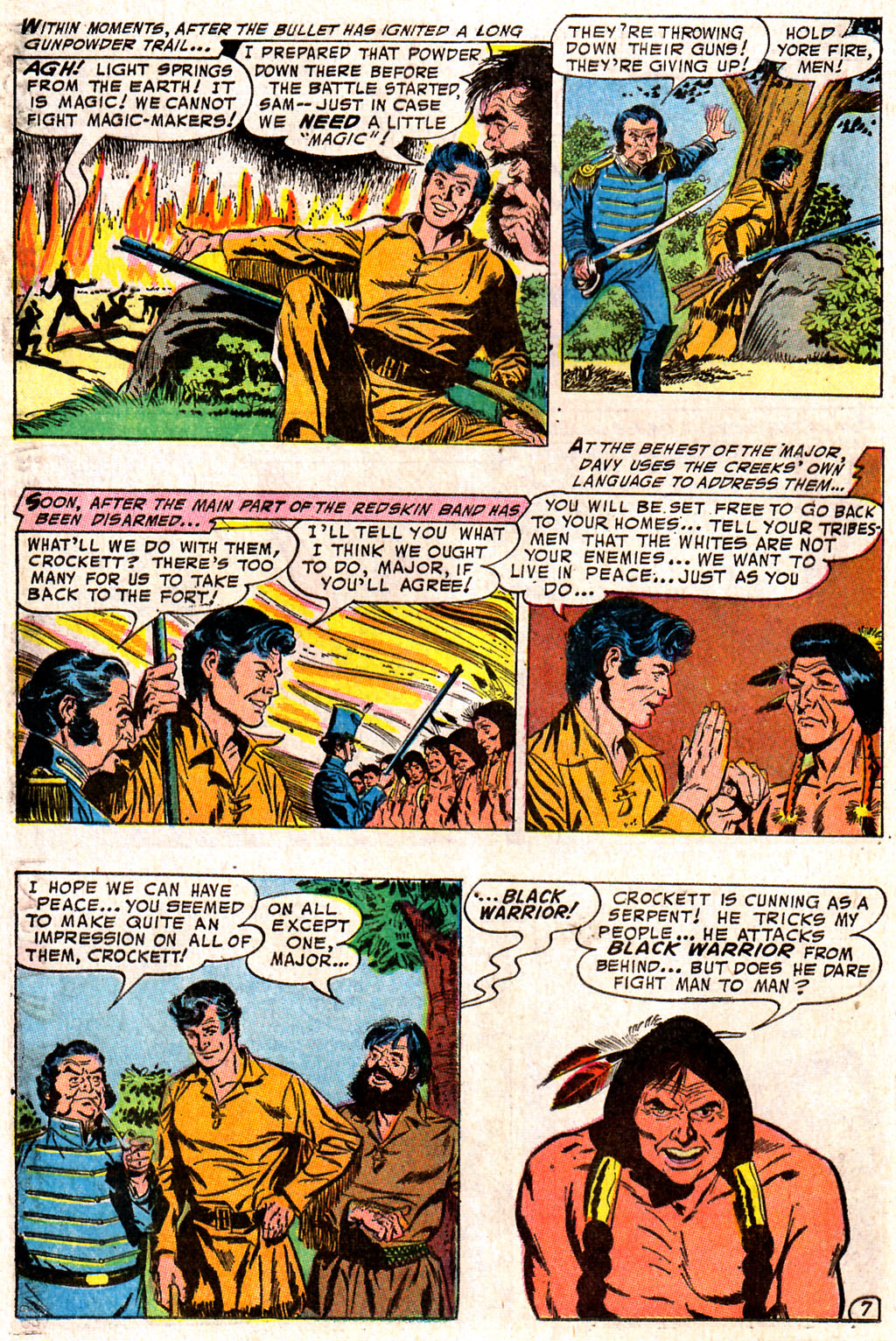 Read online All-Star Western (1970) comic -  Issue #7 - 24