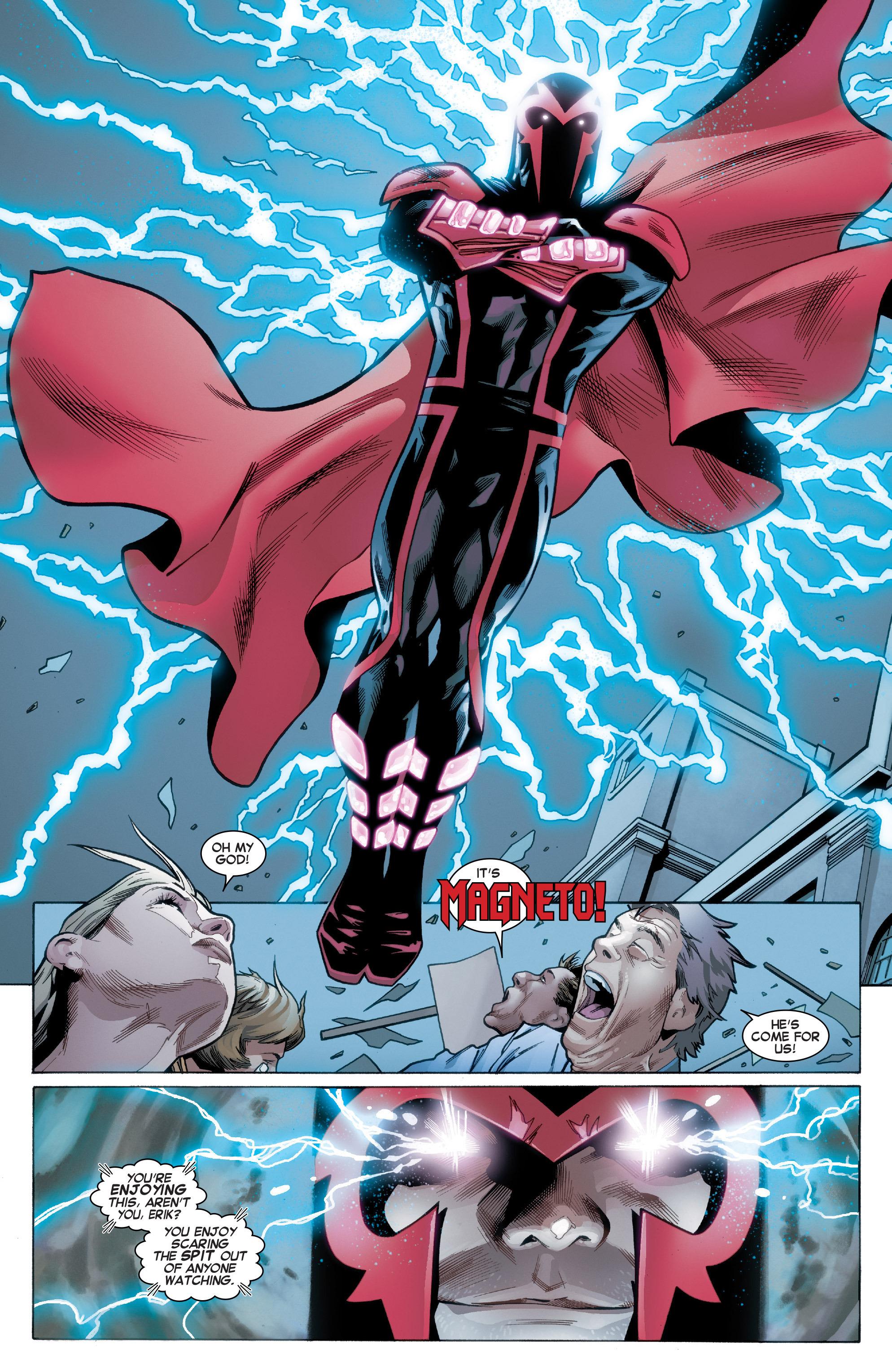 Read online Uncanny X-Men (2016) comic -  Issue #3 - 8