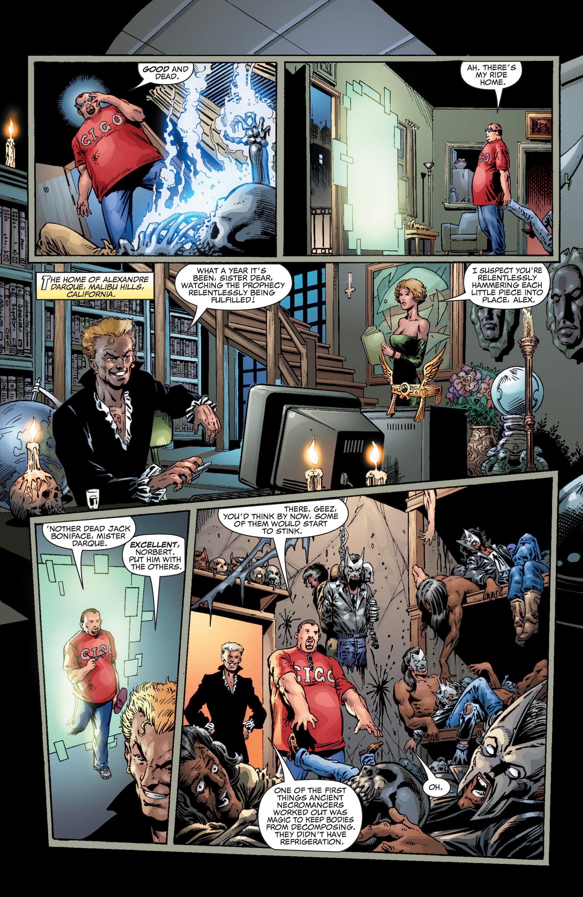 Read online Shadowman (1999) comic -  Issue #3 - 26