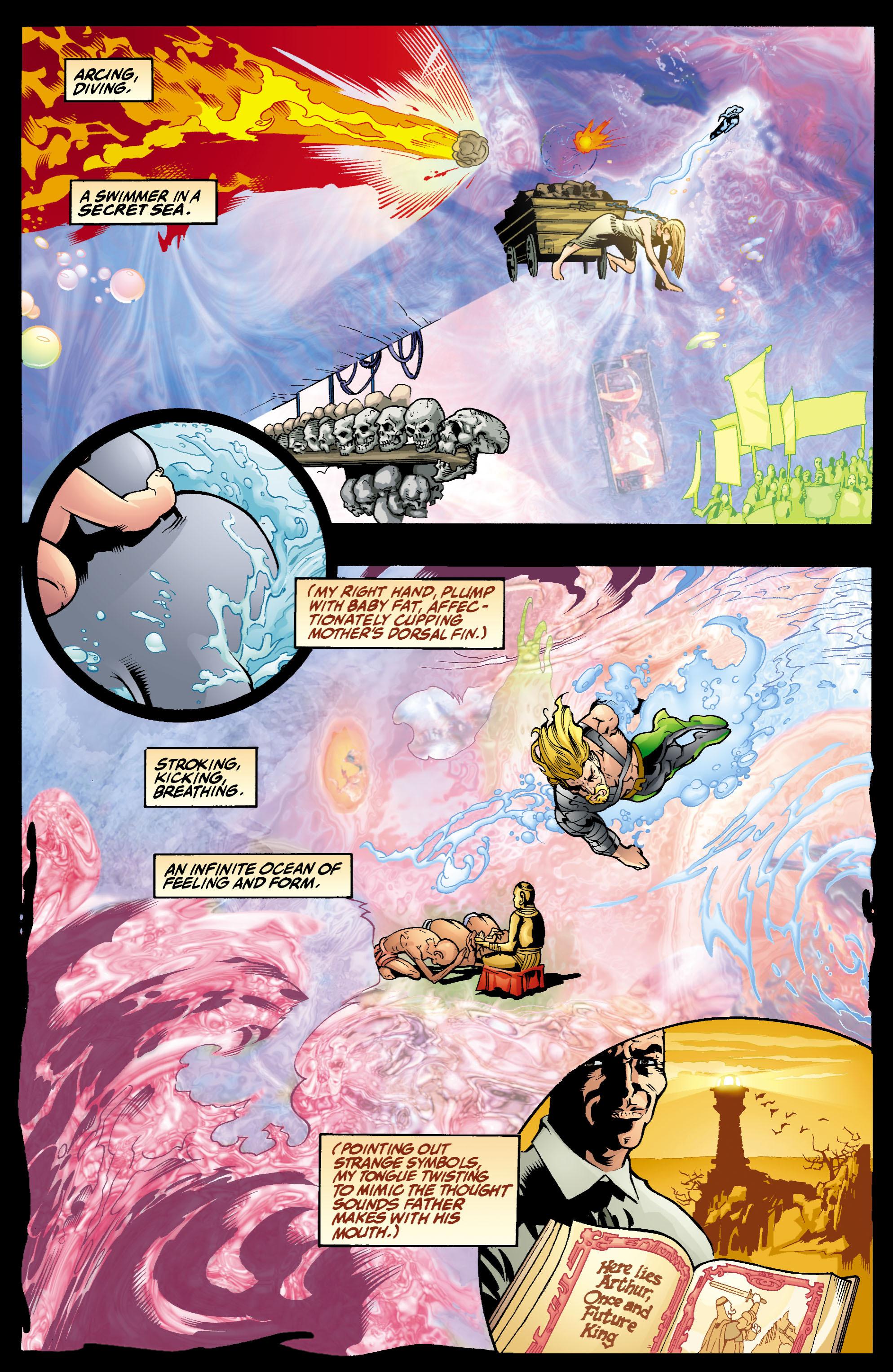 Read online Aquaman (2003) comic -  Issue #1 - 2