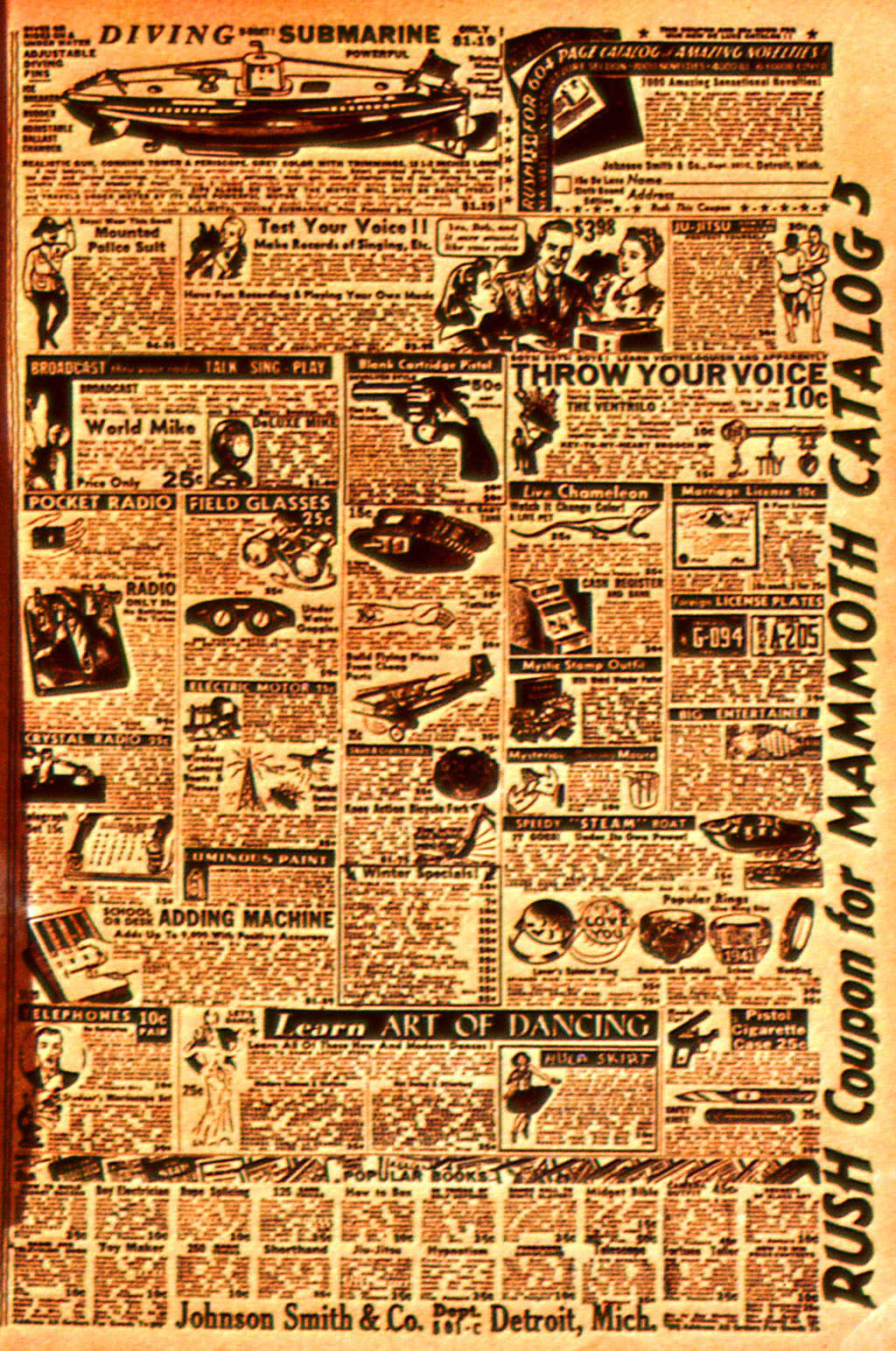 Read online Detective Comics (1937) comic -  Issue #37 - 68