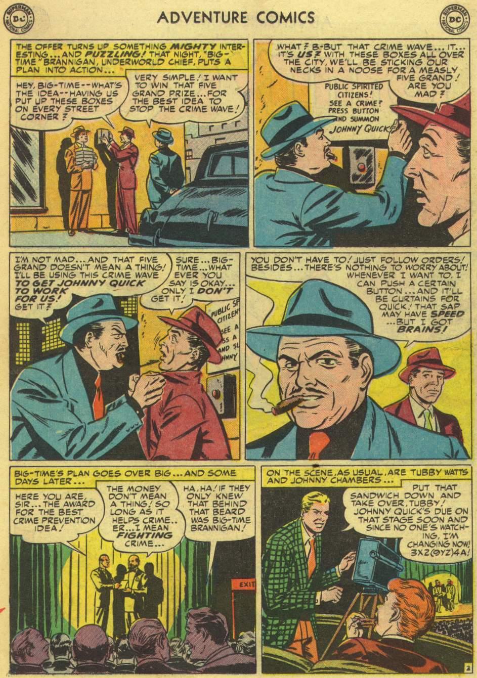 Read online Adventure Comics (1938) comic -  Issue #167 - 26