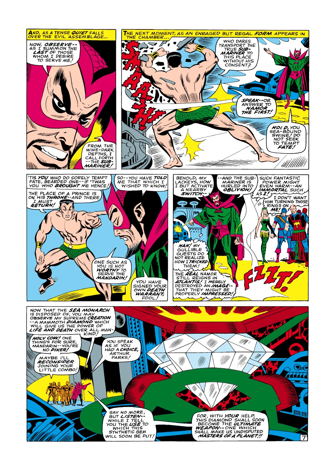 The Avengers (1963) _Annual_1 Page 7
