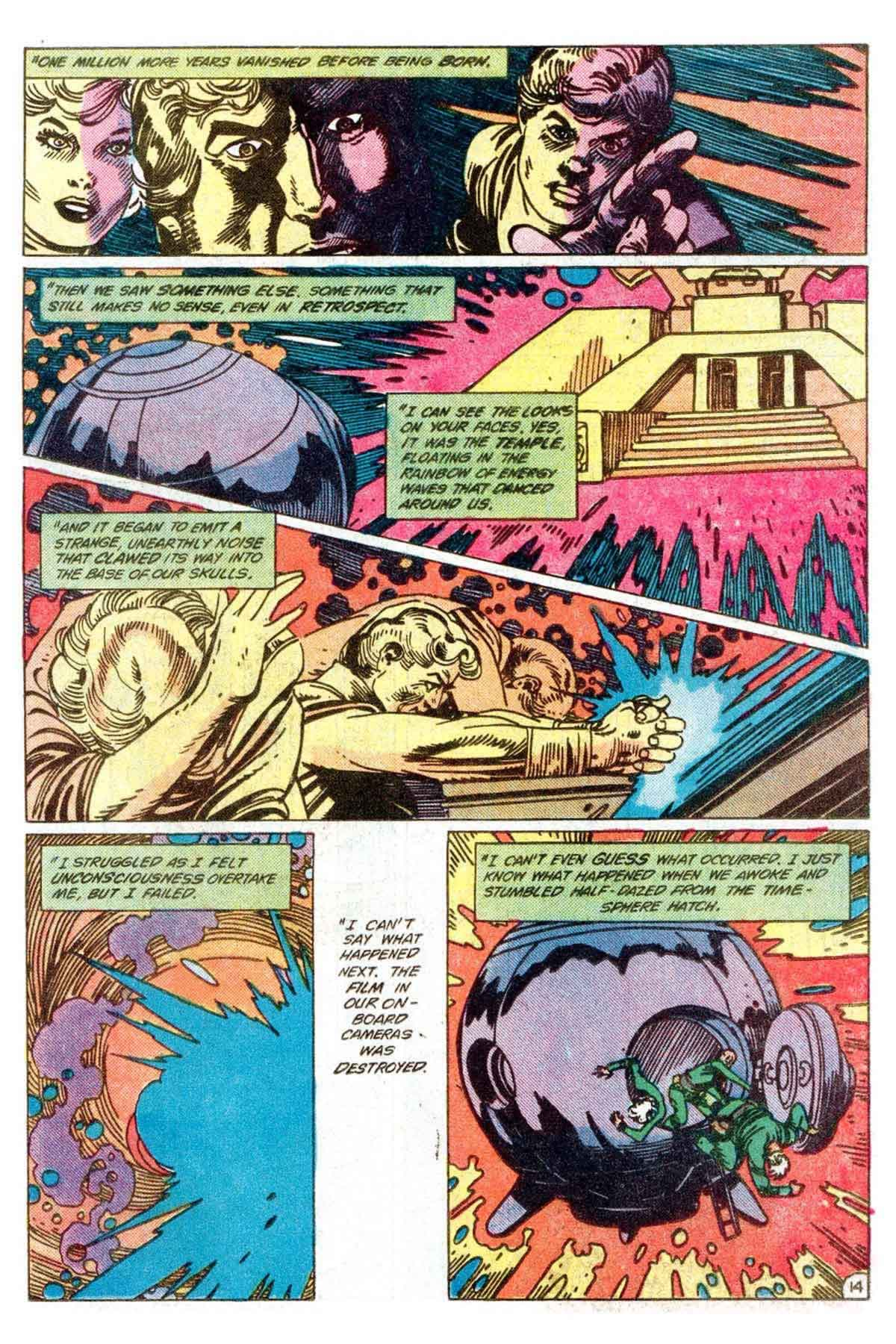Read online Action Comics (1938) comic -  Issue #552 - 15