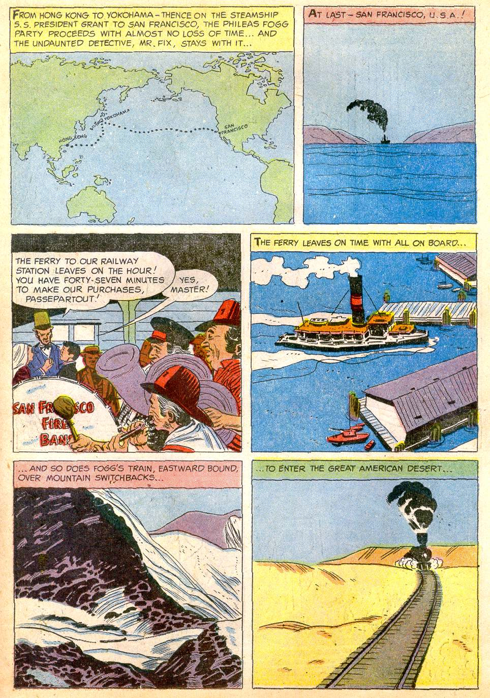 Four Color Comics issue 784 - Page 23