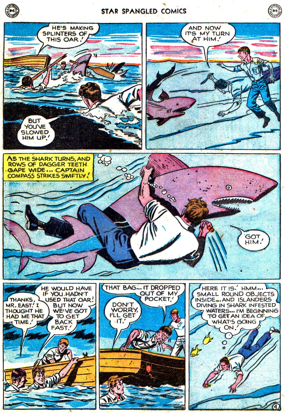 Star Spangled Comics (1941) issue 95 - Page 30