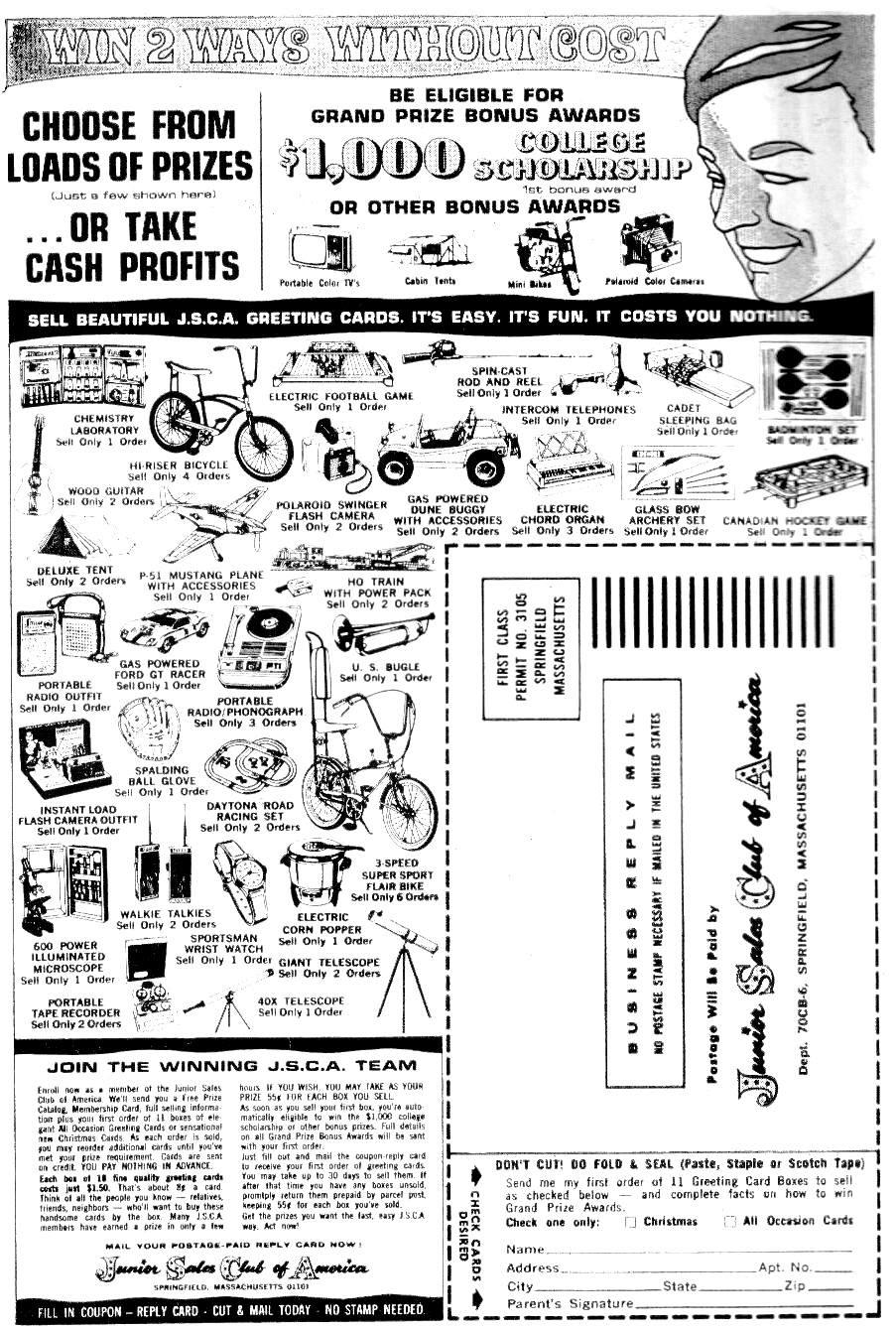 Underdog (1970) issue 3 - Page 2