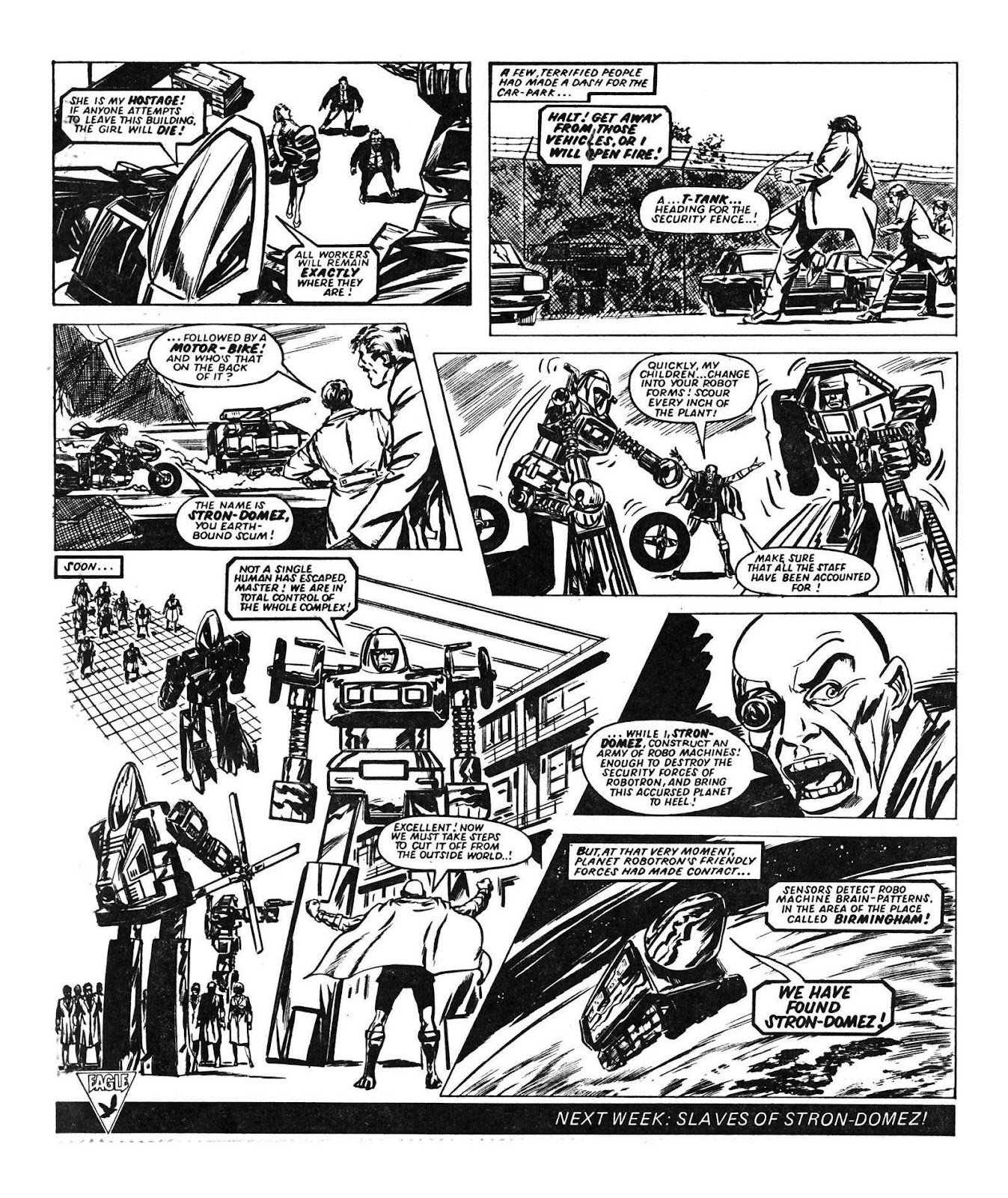 Read online Robo Machines comic -  Issue # TPB - 47