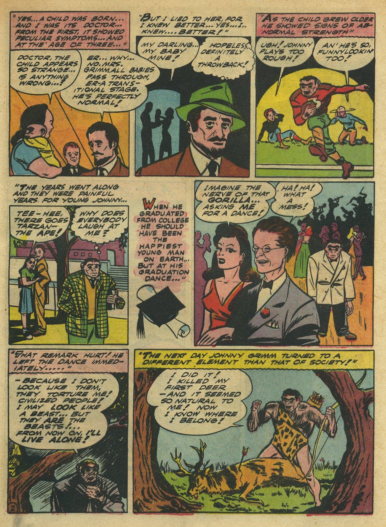 Read online Sensation (Mystery) Comics comic -  Issue #10 - 57