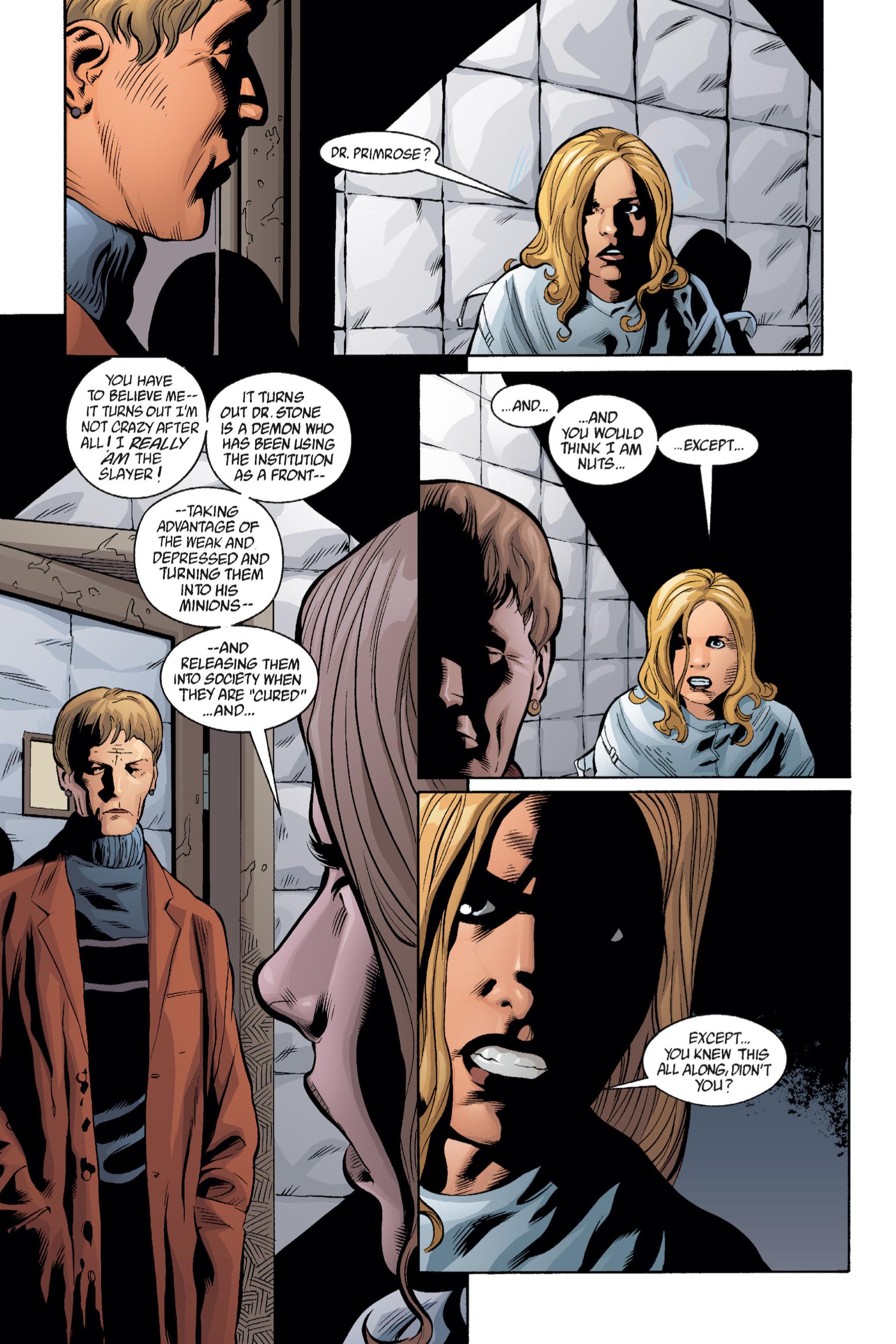 Read online Buffy the Vampire Slayer: Omnibus comic -  Issue # TPB 1 - 286