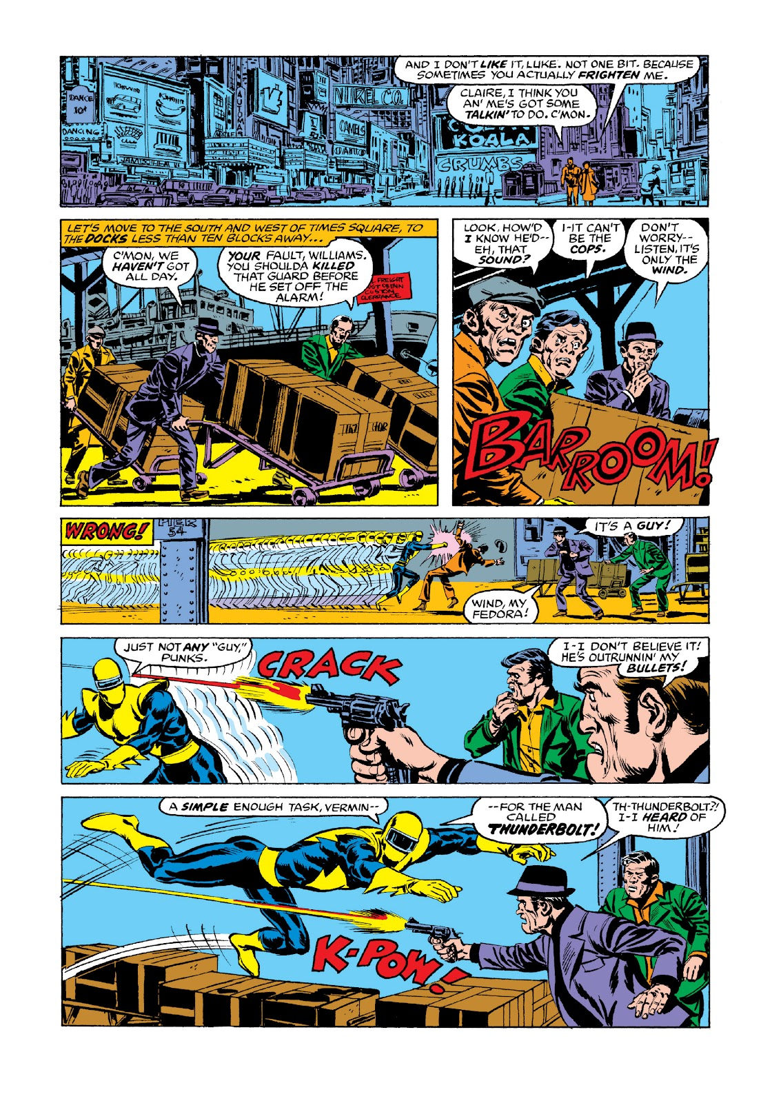 Read online Marvel Masterworks: Luke Cage, Power Man comic -  Issue # TPB 3 (Part 2) - 94