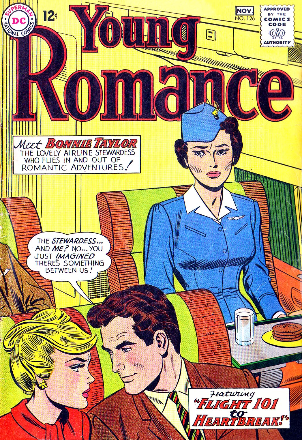 Young Romance issue 126 - Page 1