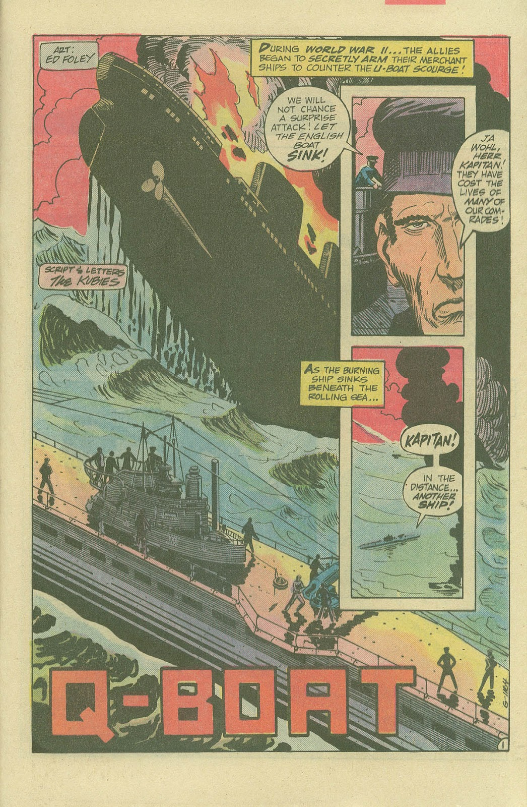 Sgt. Rock issue 389 - Page 16