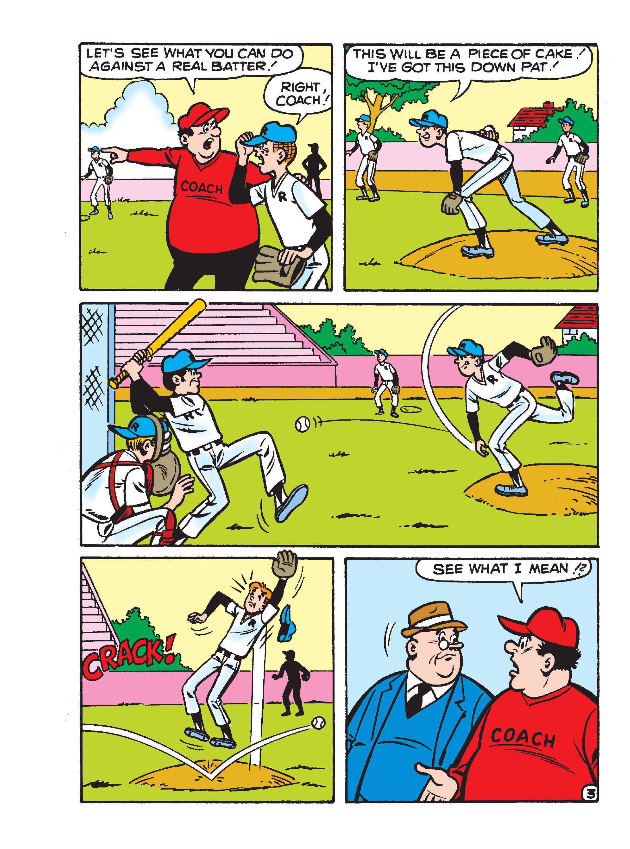 Read online Archie 1000 Page Comics Blowout! comic -  Issue # TPB (Part 4) - 242