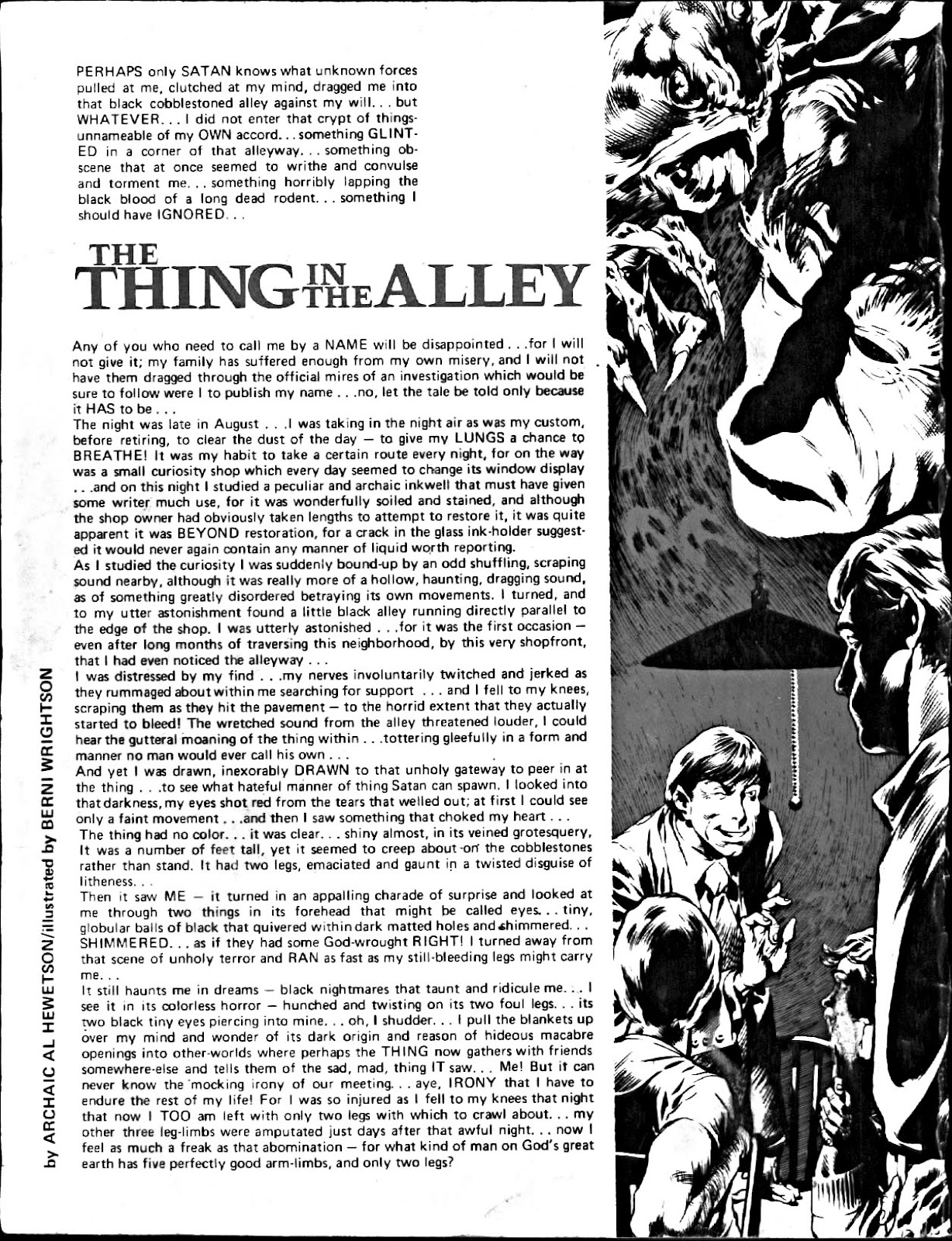 Nightmare (1970) issue 9 - Page 68