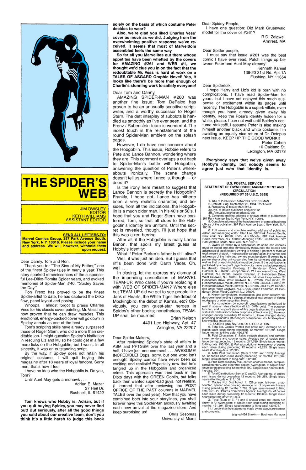 The Amazing Spider-Man (1963) 264 Page 23