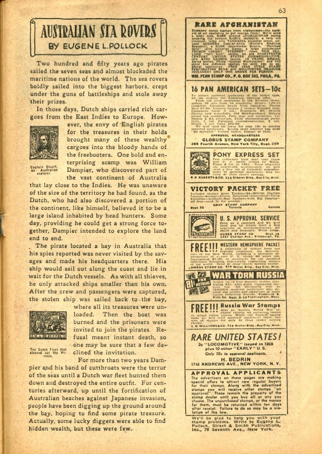 Read online Super-Magician Comics comic -  Issue #15 - 62