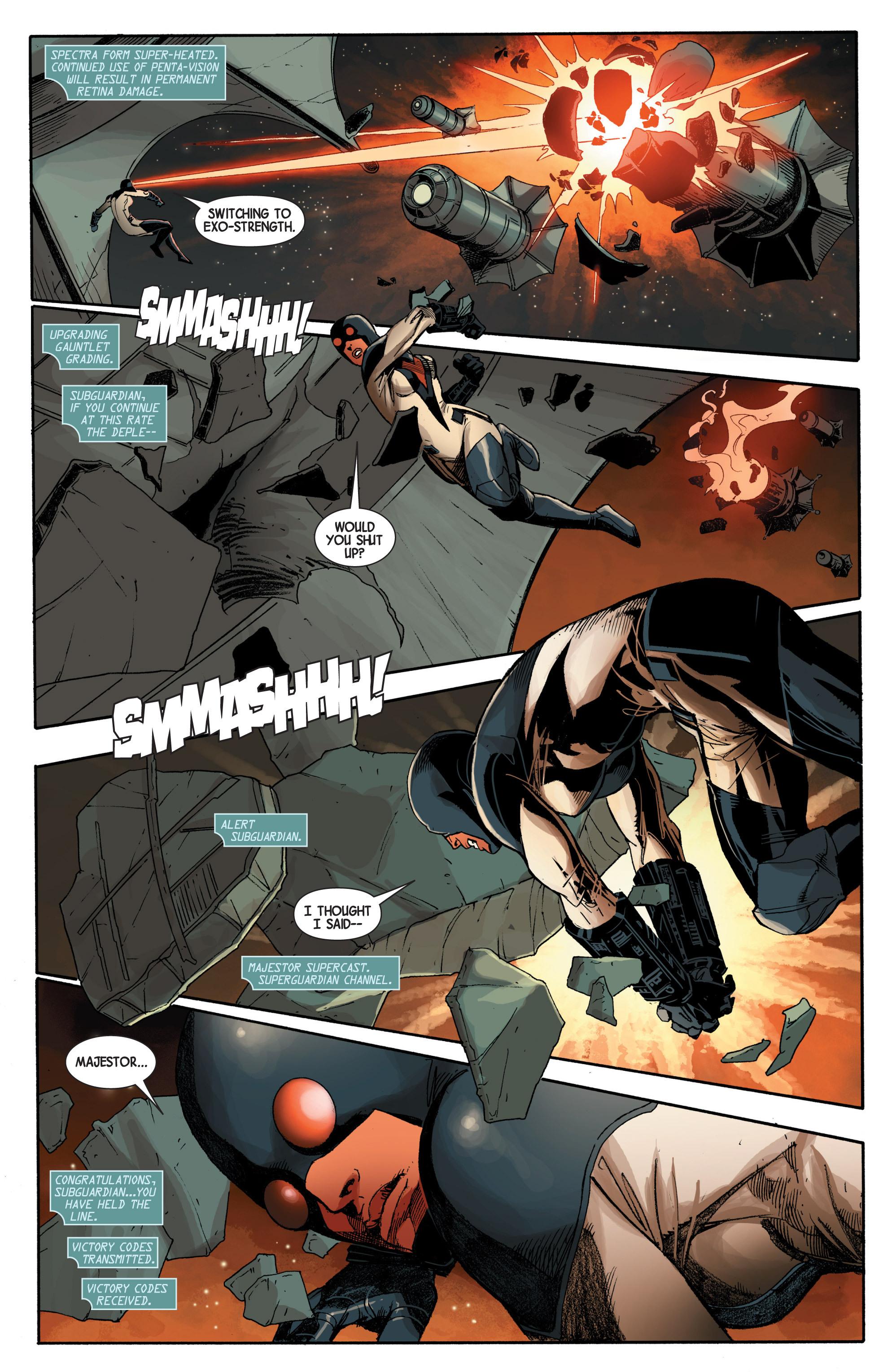 Read online Avengers (2013) comic -  Issue #Avengers (2013) _TPB 1 - 121
