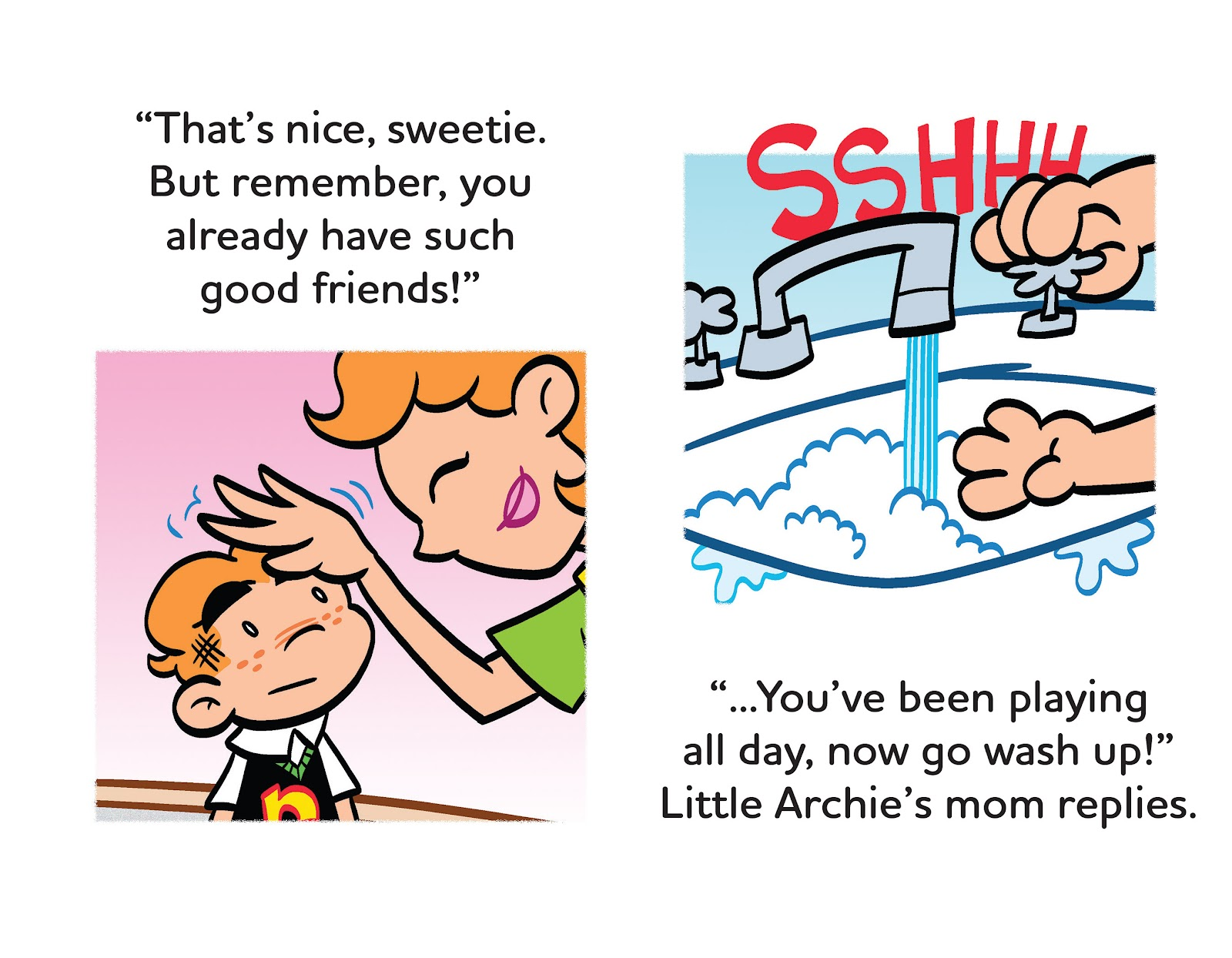 Read online Little Archie's Lucky Day comic -  Issue # Full - 24