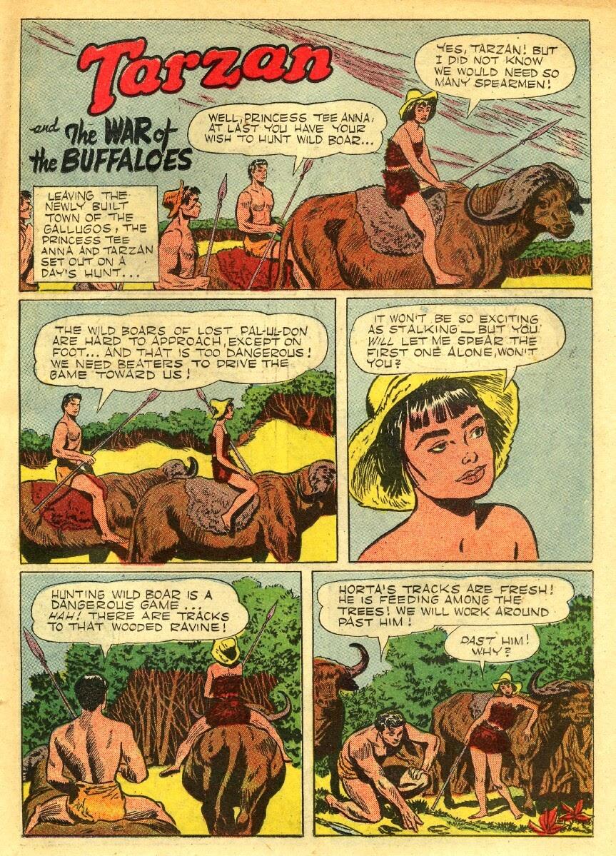 Tarzan (1948) issue 56 - Page 27