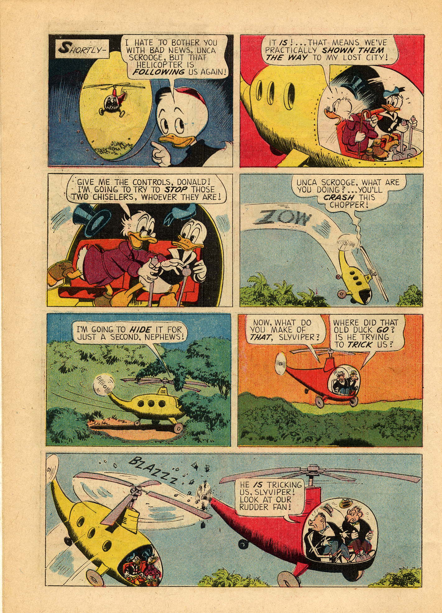 Read online Uncle Scrooge (1953) comic -  Issue #44 - 10