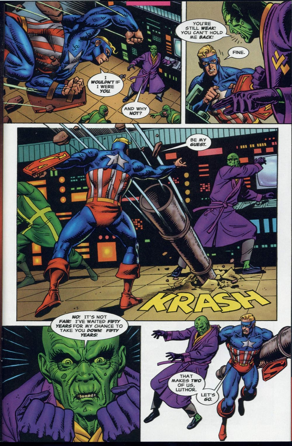 Read online Super Soldier comic -  Issue # Full - 22