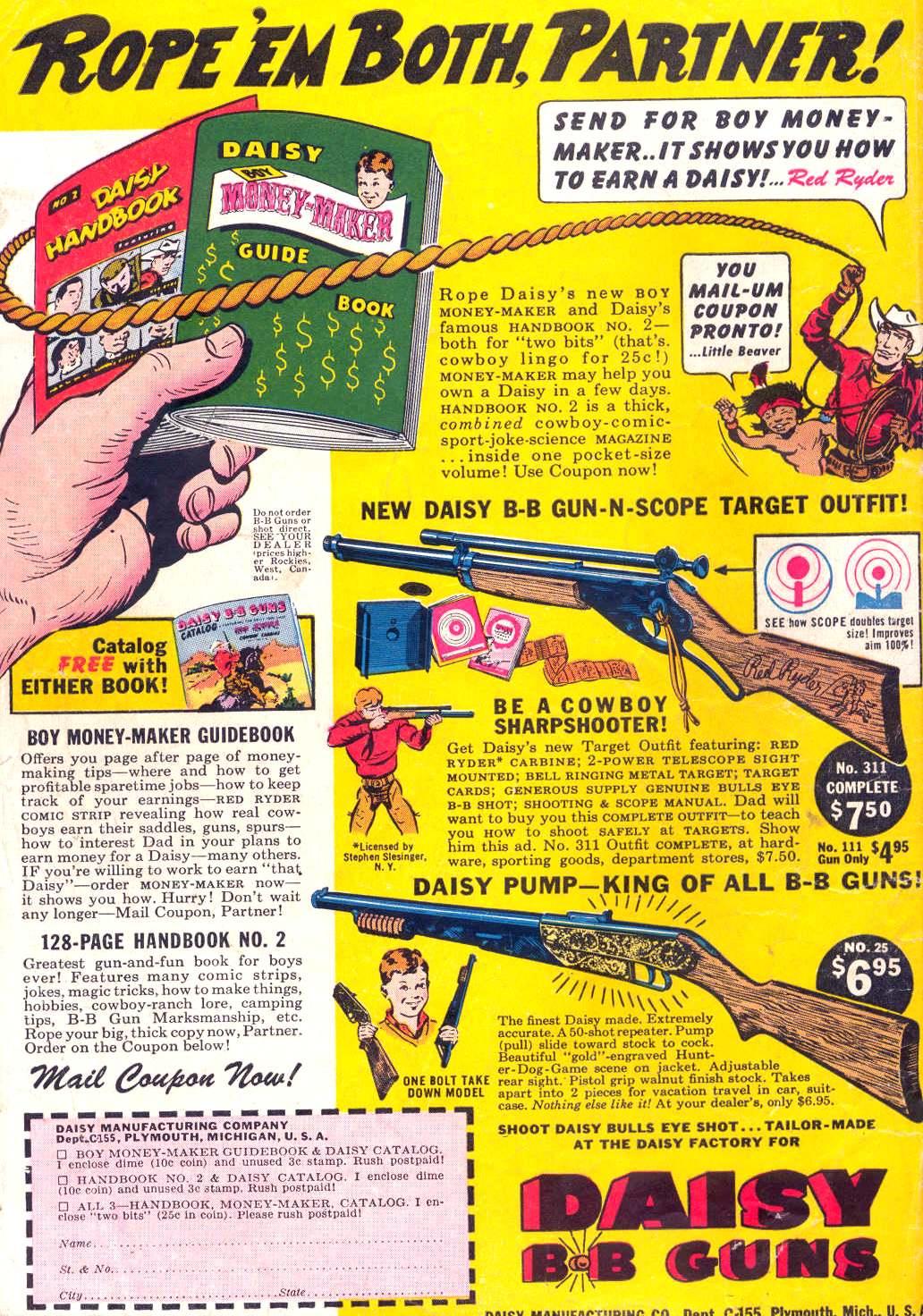 Read online Adventure Comics (1938) comic -  Issue #156 - 52