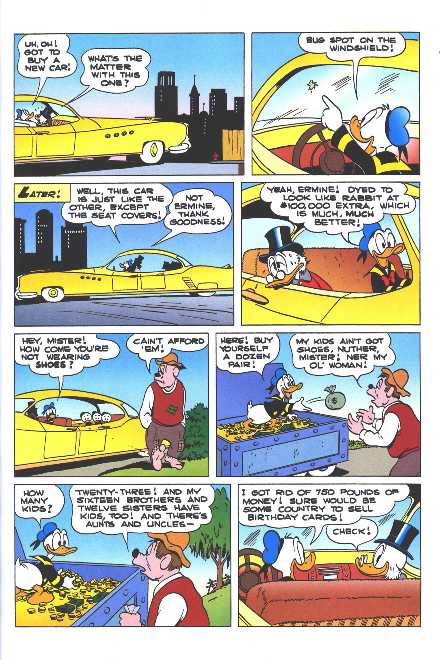Read online Uncle Scrooge (1953) comic -  Issue #381 - 41