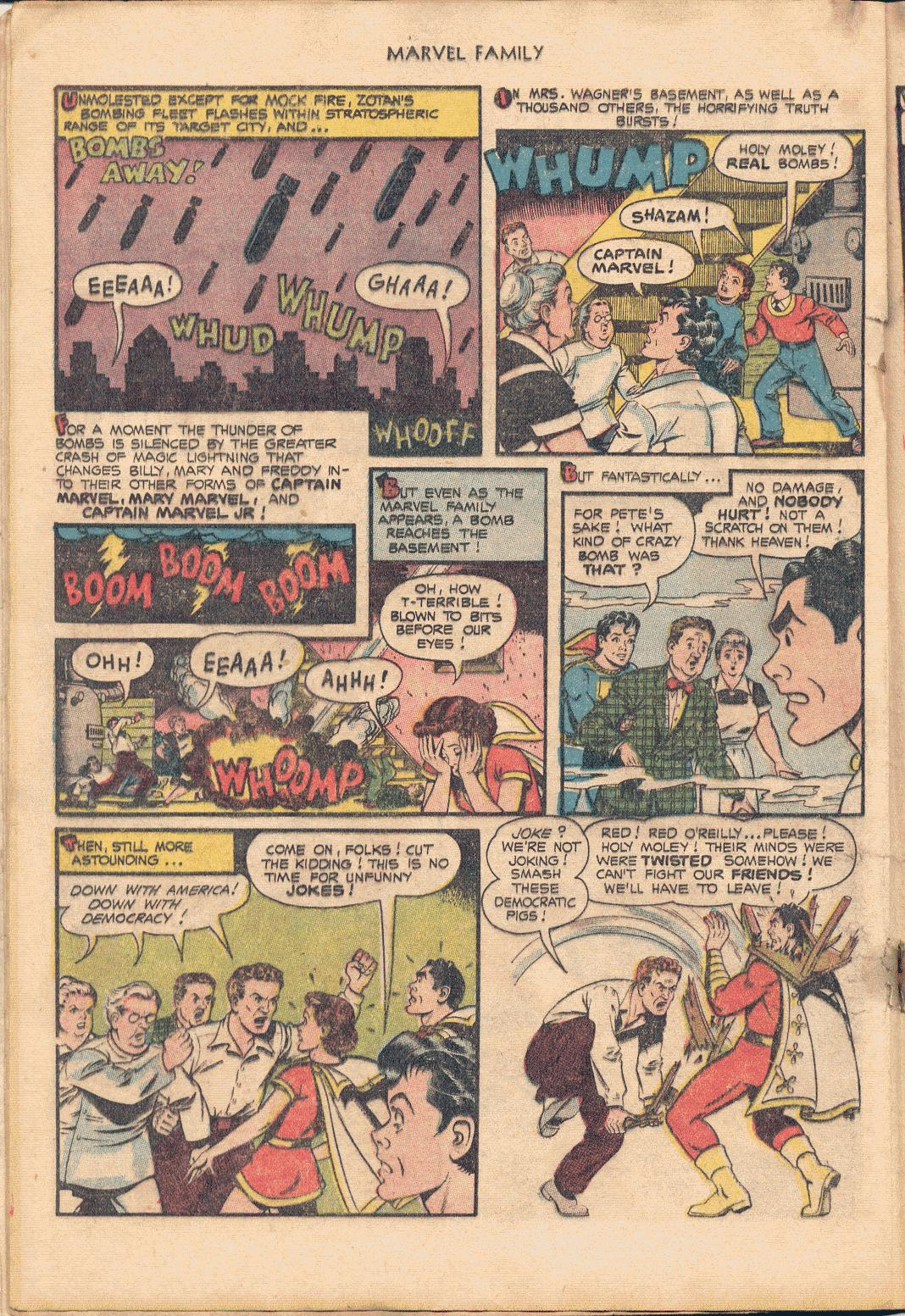 The Marvel Family issue 88 - Page 20