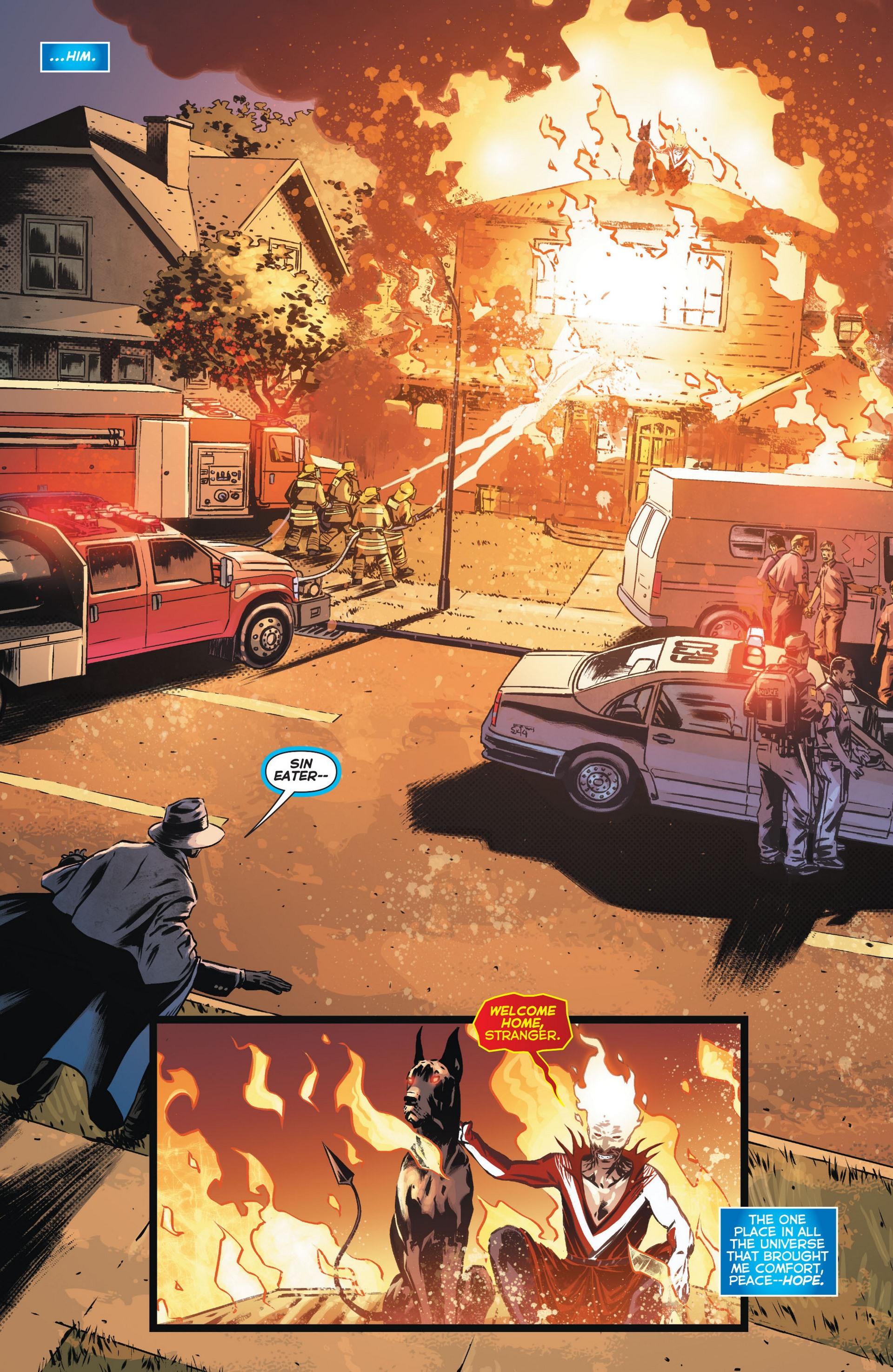 Read online Trinity of Sin: The Phantom Stranger comic -  Issue #12 - 20