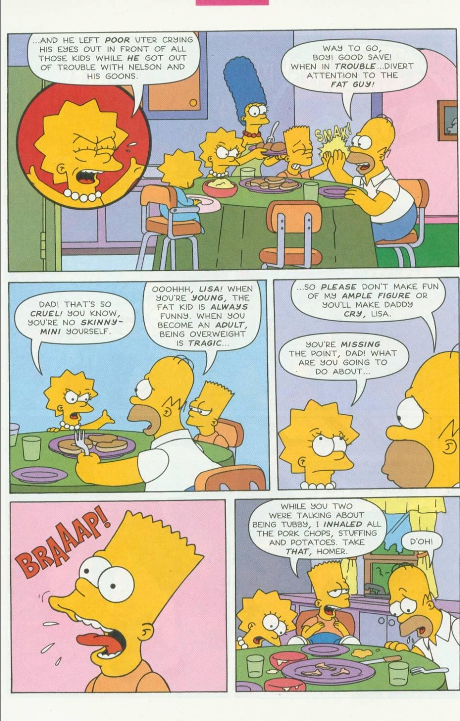 Read online Simpsons Comics Presents Bart Simpson comic -  Issue #1 - 5