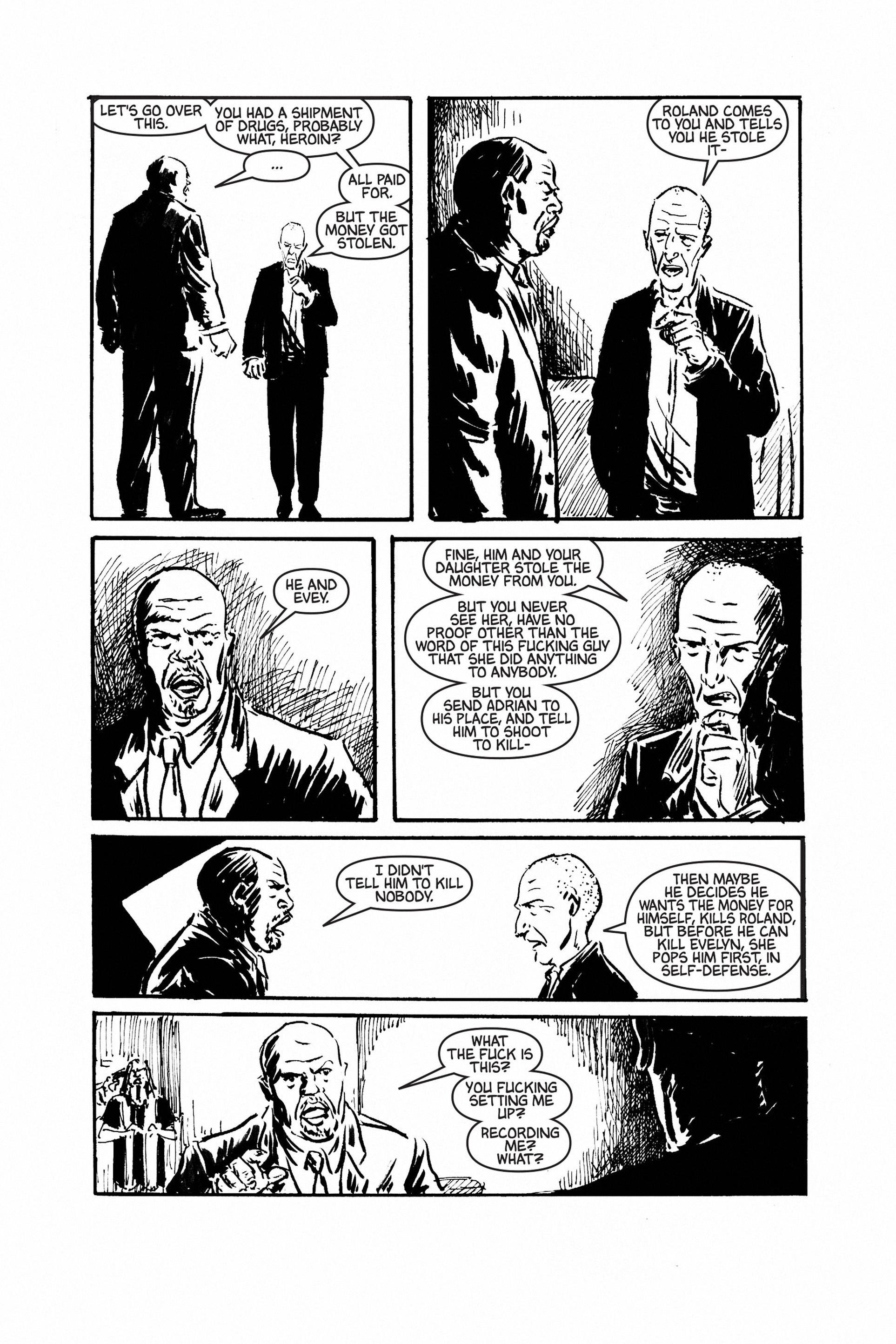 Read online Tumor comic -  Issue # TPB - 194