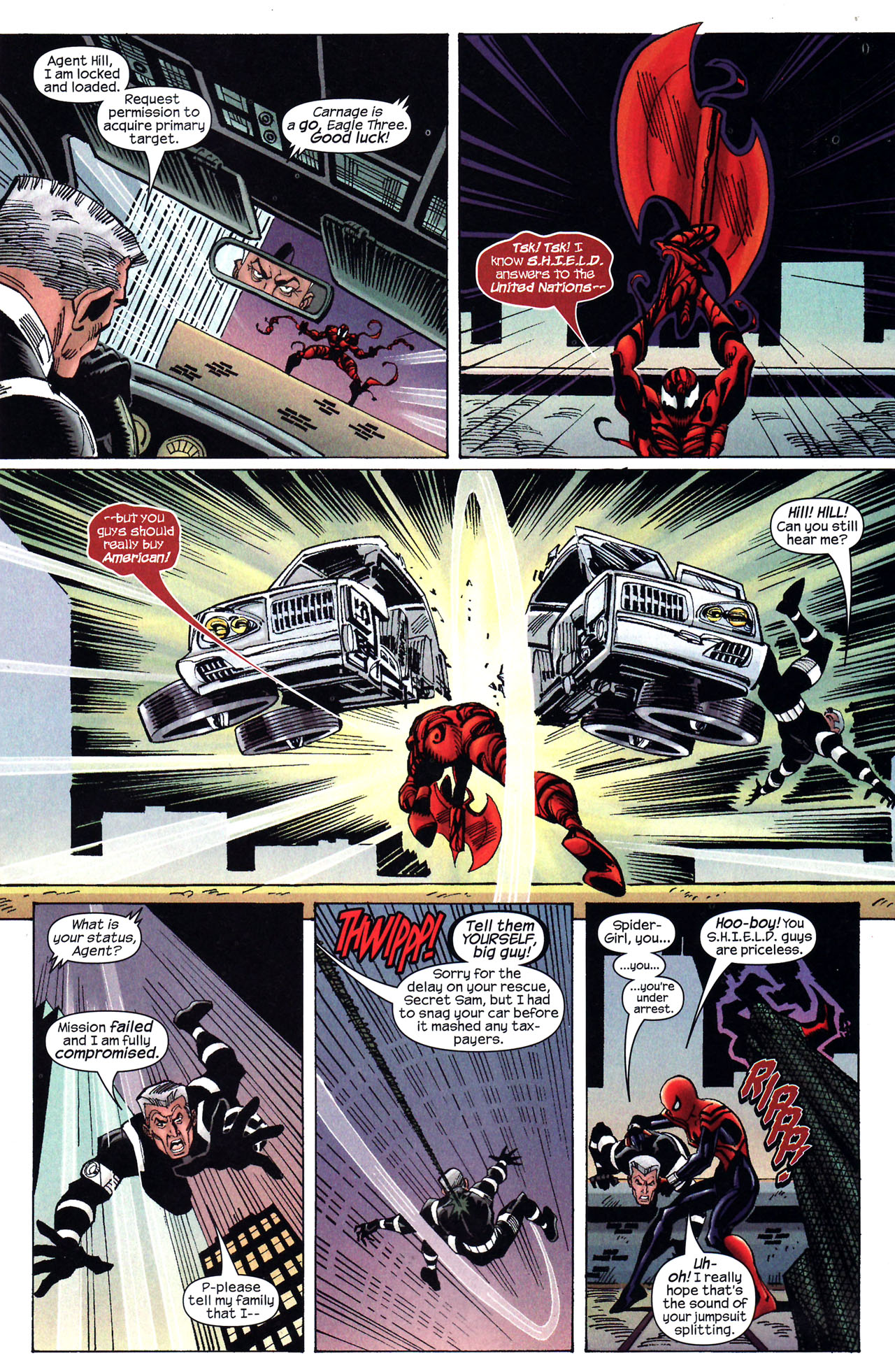 Read online Amazing Spider-Girl comic -  Issue #12 - 7