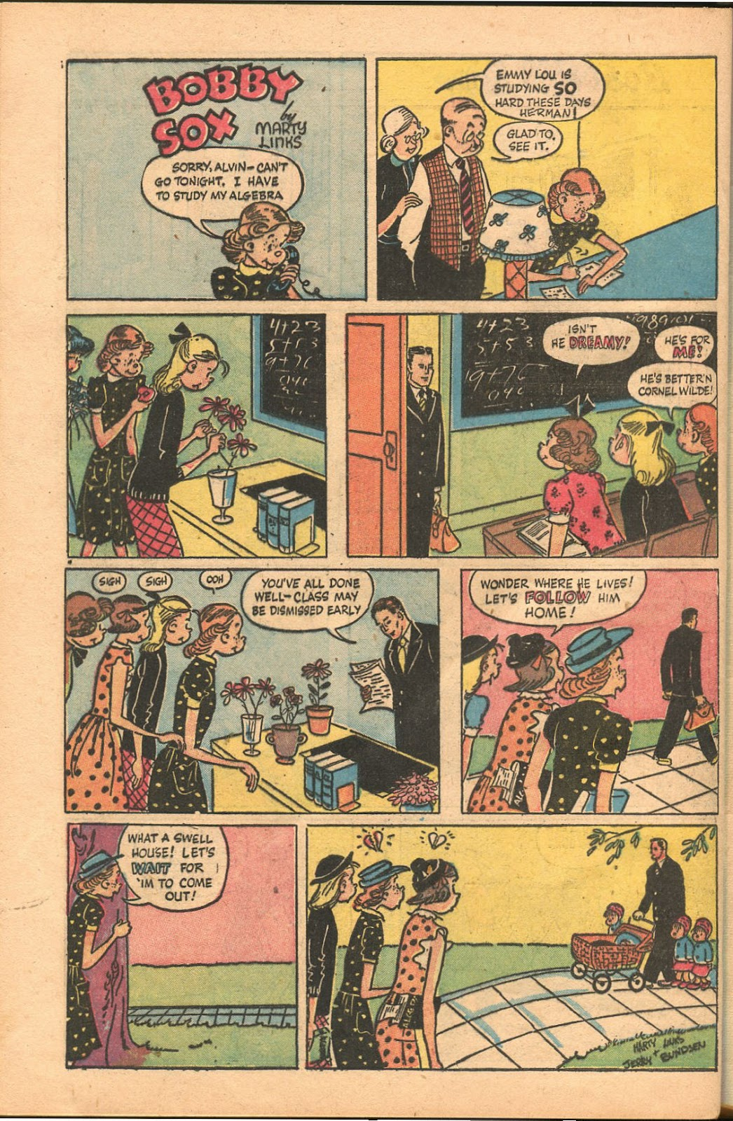 Read online Famous Funnies comic -  Issue #165 - 40