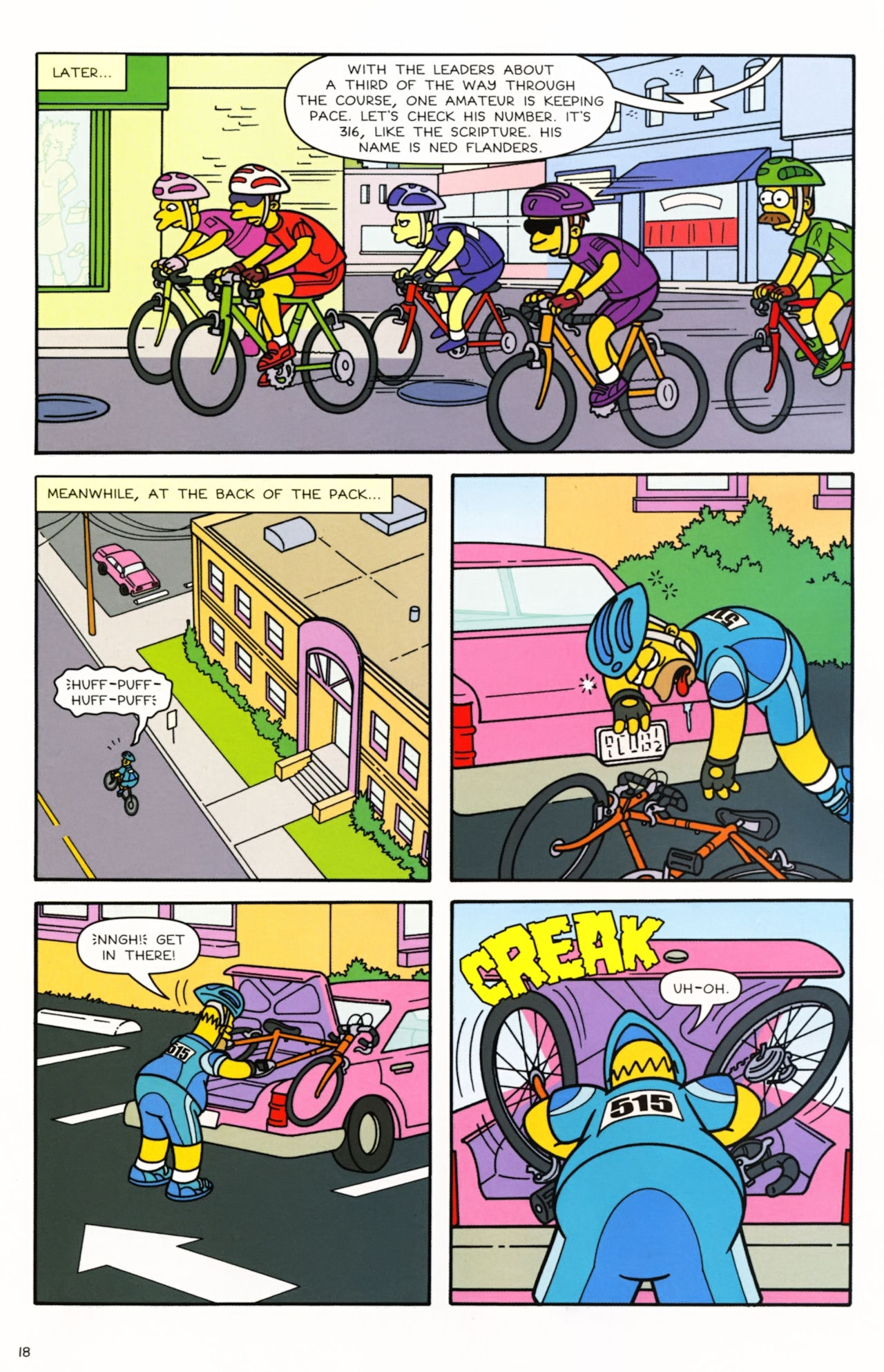 Read online Simpsons Comics comic -  Issue #166 - 15