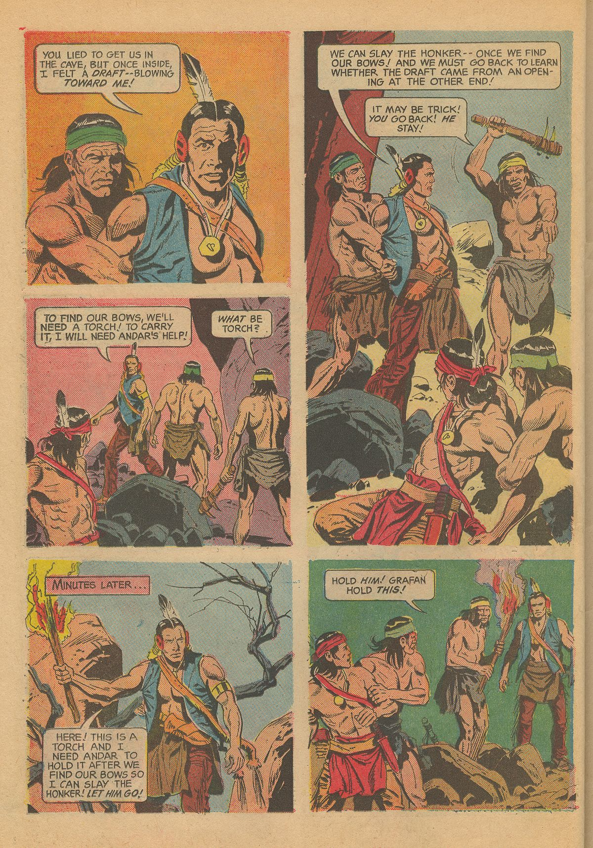 Read online Turok, Son of Stone comic -  Issue #60 - 26